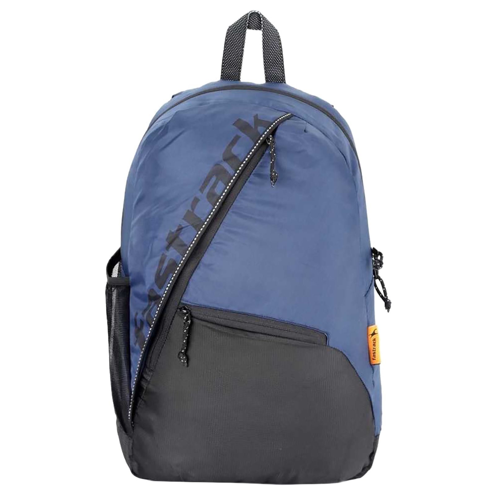 Fastrack 22 Litres Polyester Backpack (Haul Loop, AC034NBL02, Blue)_1