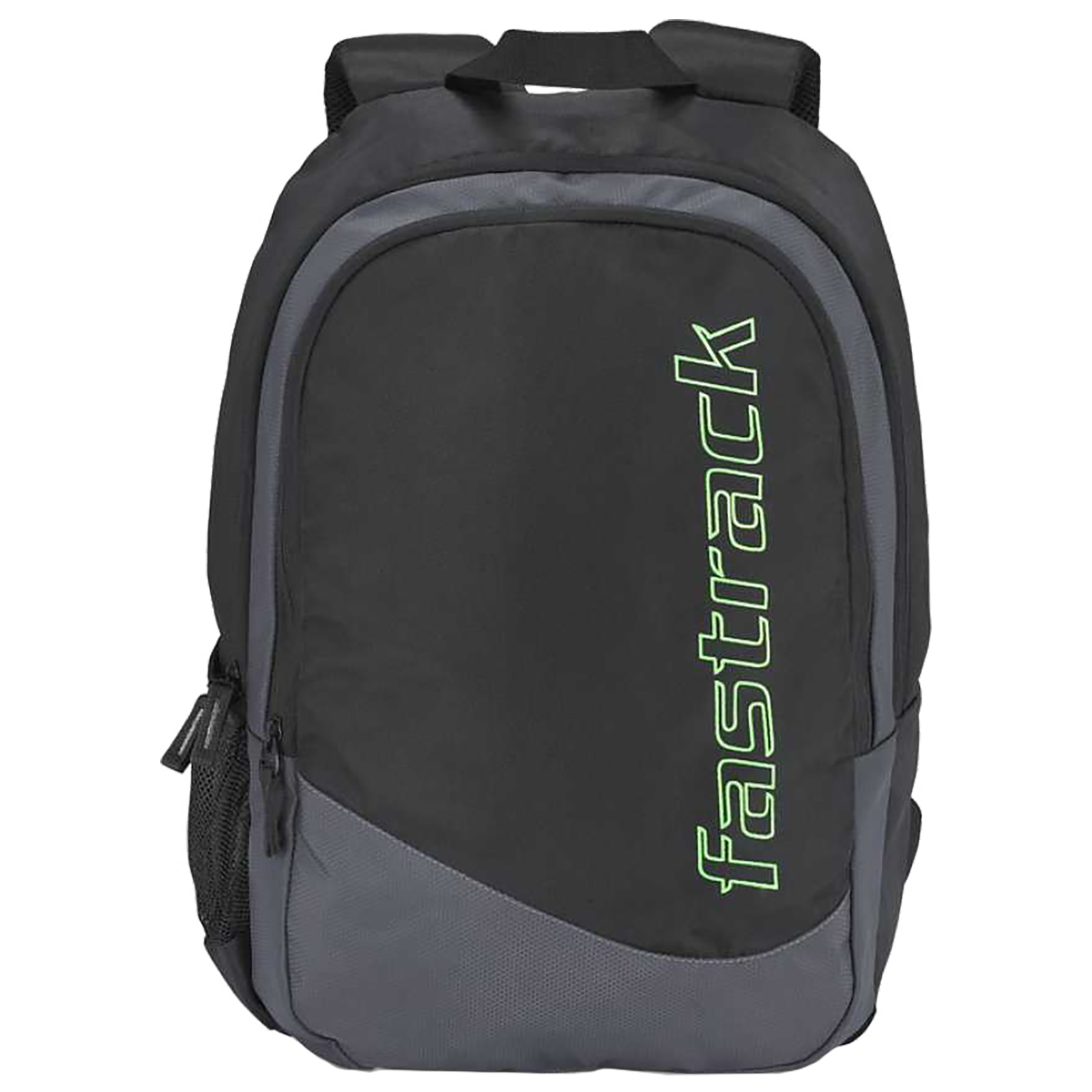 Fastrack 22 Litres Polyester Backpack for 16 Inch Laptop (Haul Loop, A0675NGY01, Grey)_1