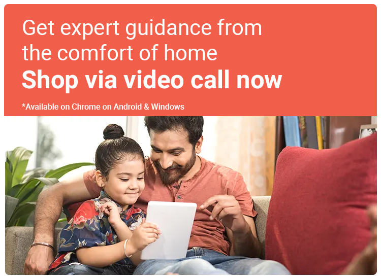 Shop Via Video Call