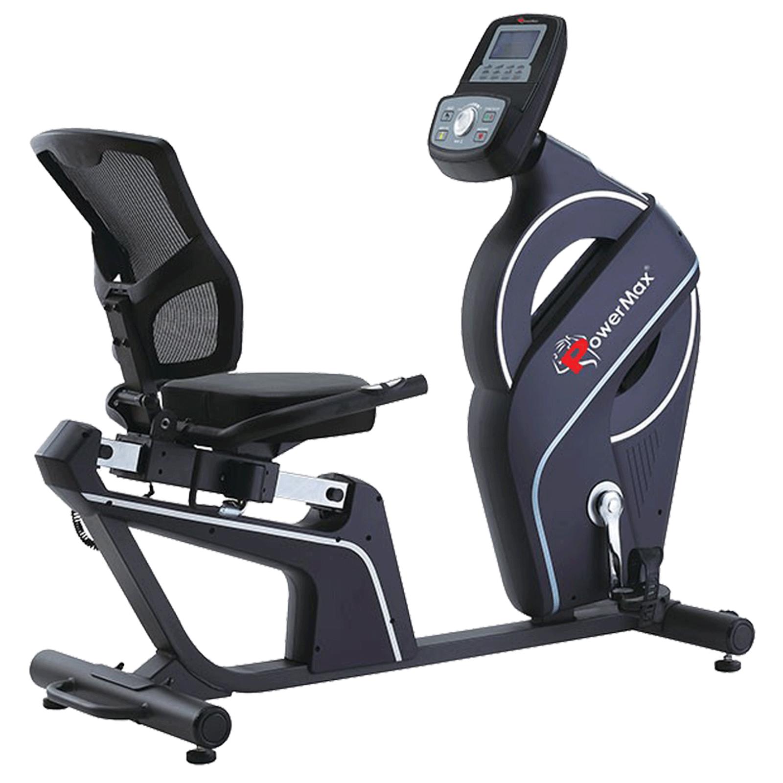 Powermax Fitness Cycle (Flywheel system, BR-900, Black)_1