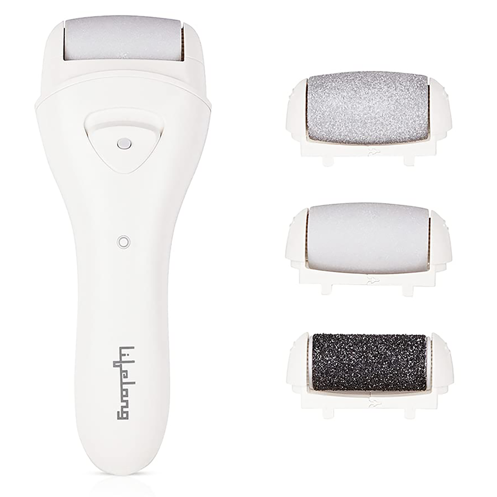 Lifelong Rechargeable Pedicure Device (LLPCW04, White)_1