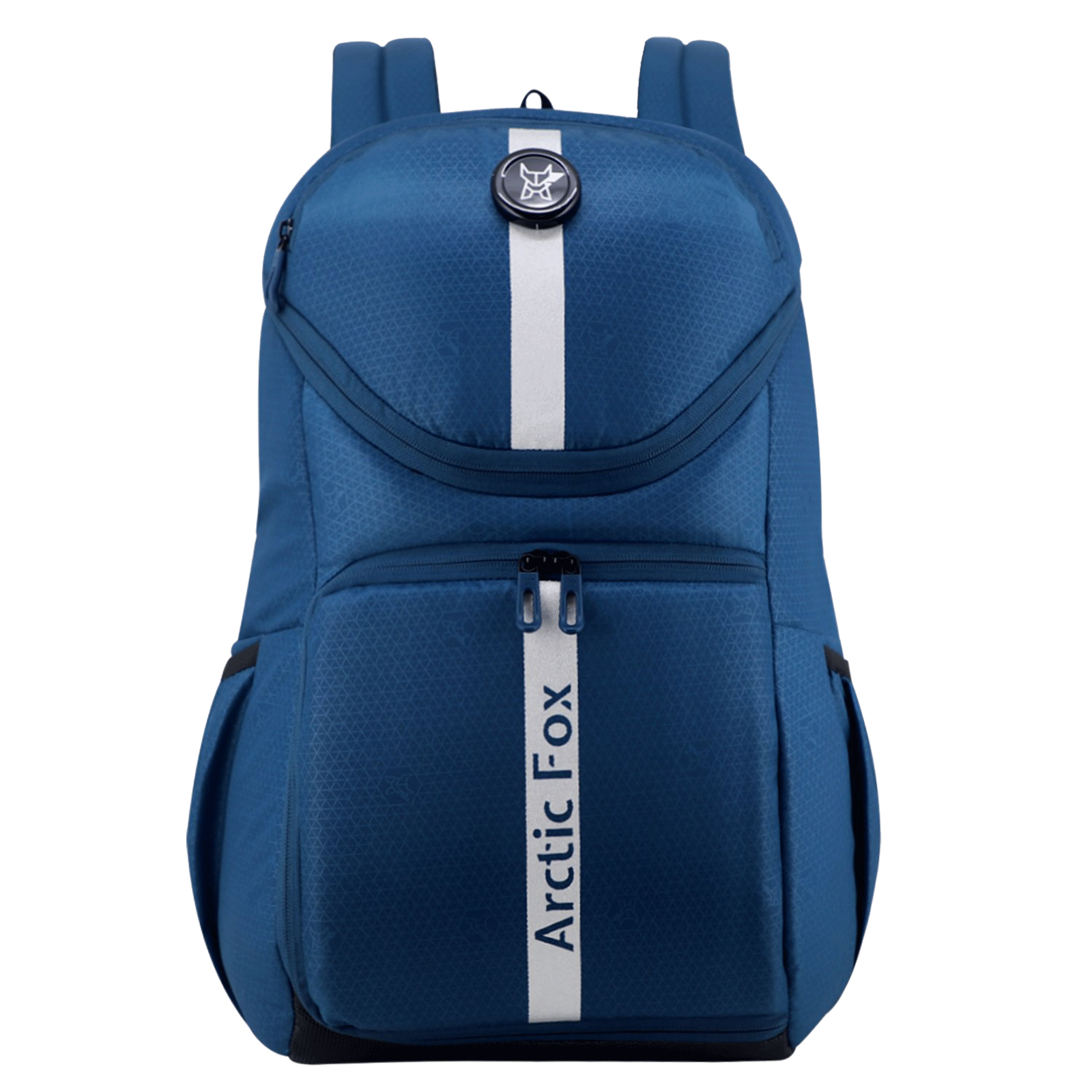 Arctic Fox Flash Polyester PU Coated Camera Backpack for Camera (15.5 Inch Laptop Compatible, FEXCMBDDVWZ131031, Deep Dive)_1