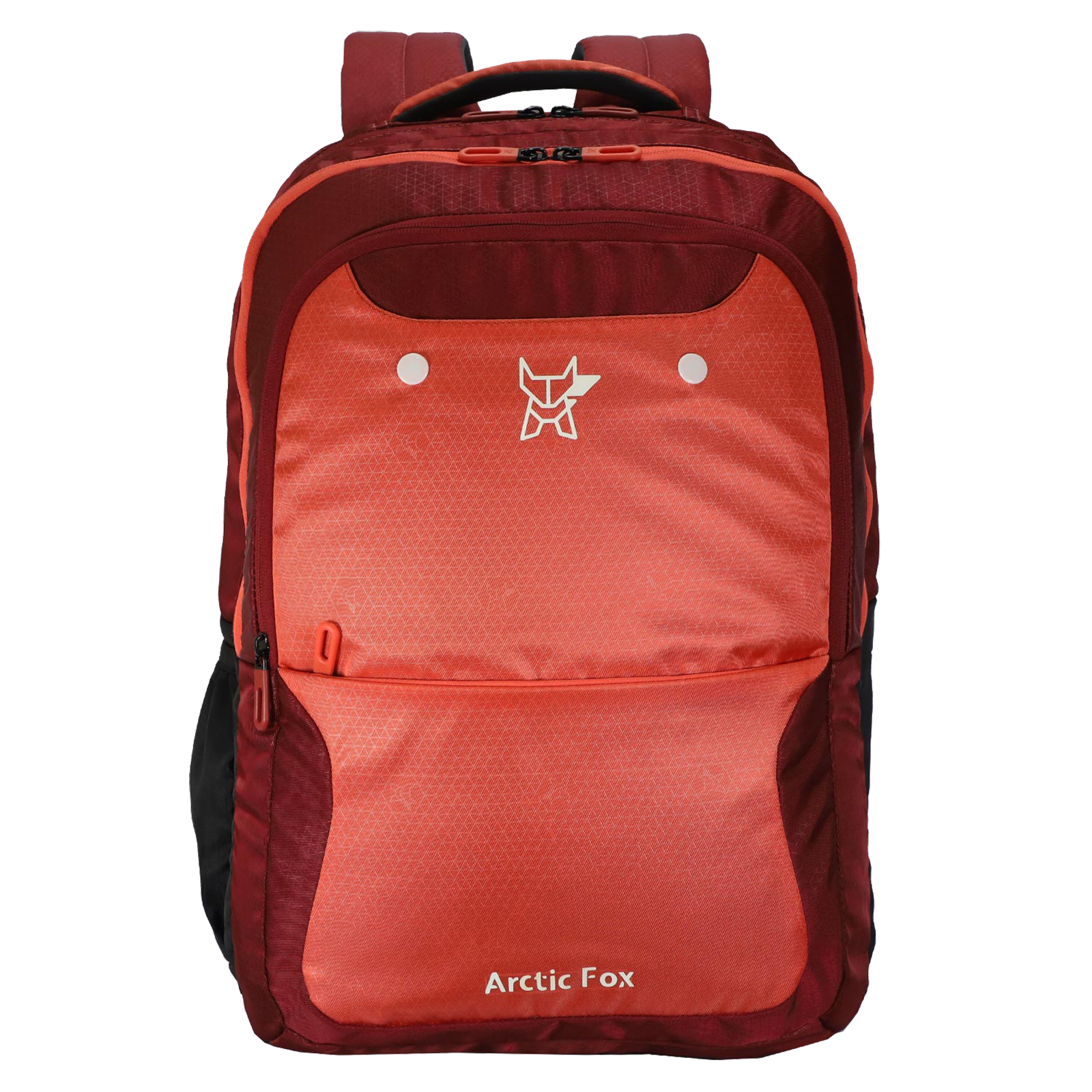 Arctic Fox Timber Hot 40 Litres Twill Polyester Backpack(Drawstring Rain Cover, FJUBPKHCRON026040, Coral)_1