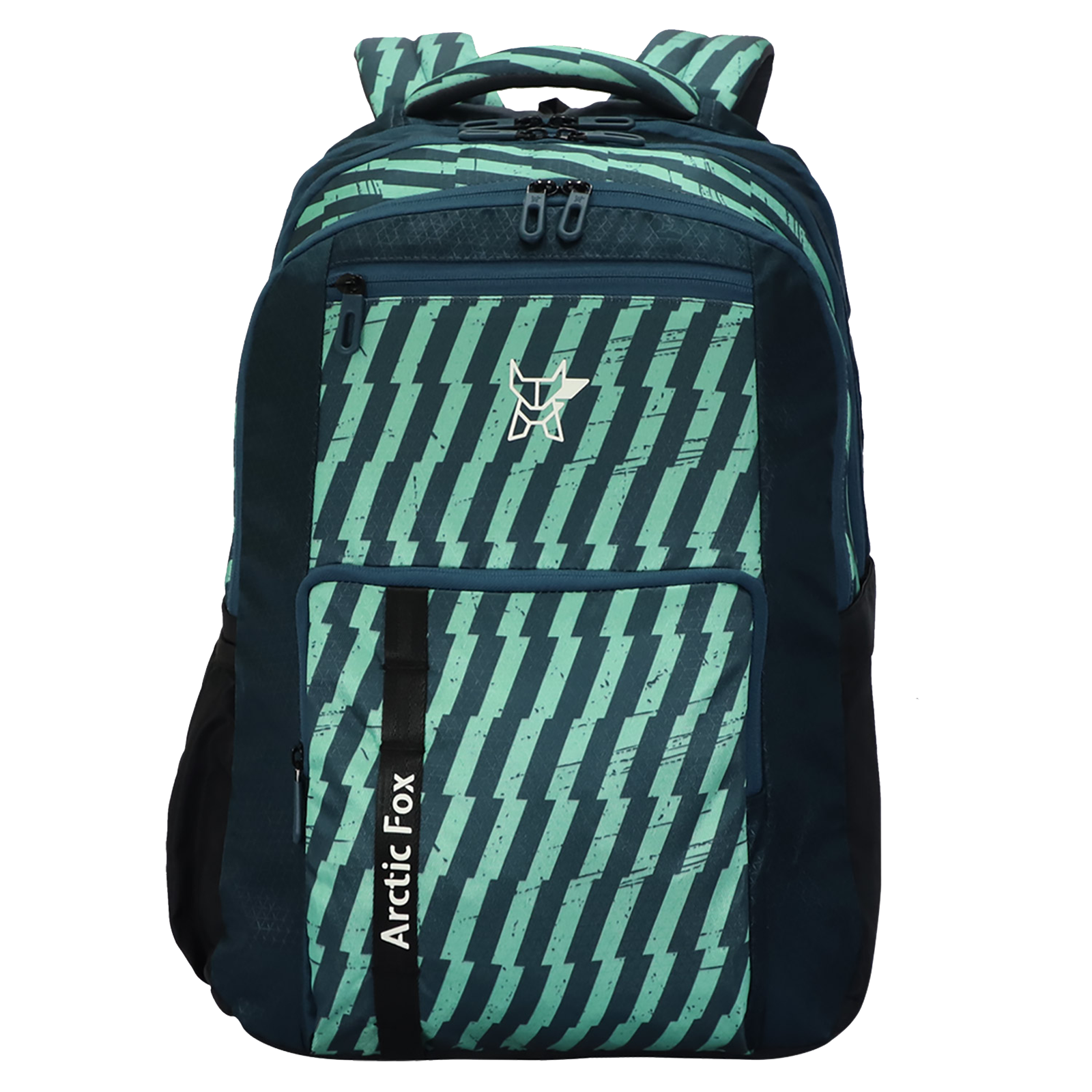 Arctic Fox Rugged 36 Litres Polyester Backpack (Water Repellent Fabric, FJUBPKGZZON041036, Green)_1