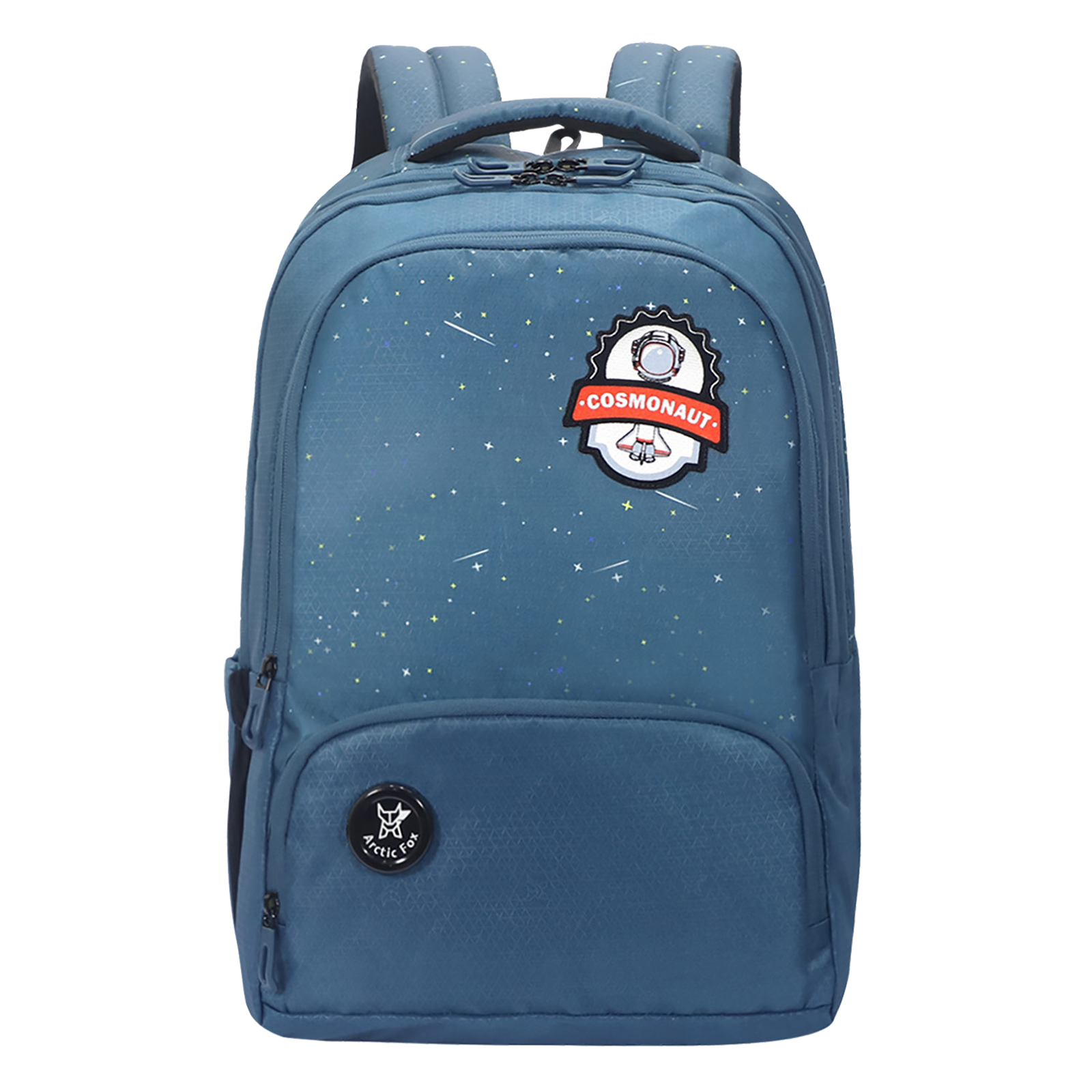 Arctic Fox Cosmonaut 35 Litres PU Coated Polyester Backpack (3 Spacious Compartments, FTEBPKDDVWZ081035, Deep Dive)_1