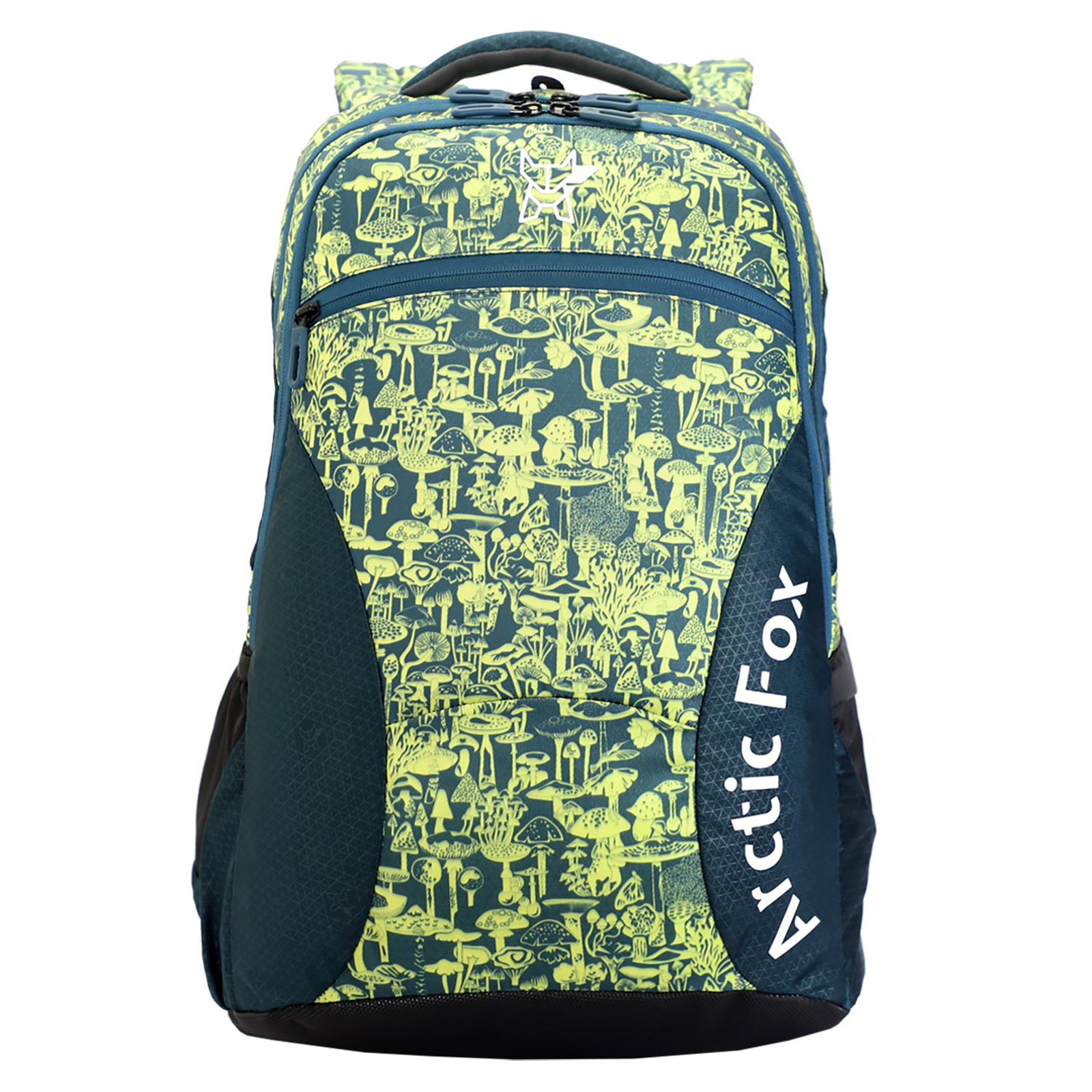Arctic Fox Mushroom 36 Litres PU Coated Polyester Backpack (2 Spacious Compartments, FJUBPKSGZON056036, Stargazer)_1