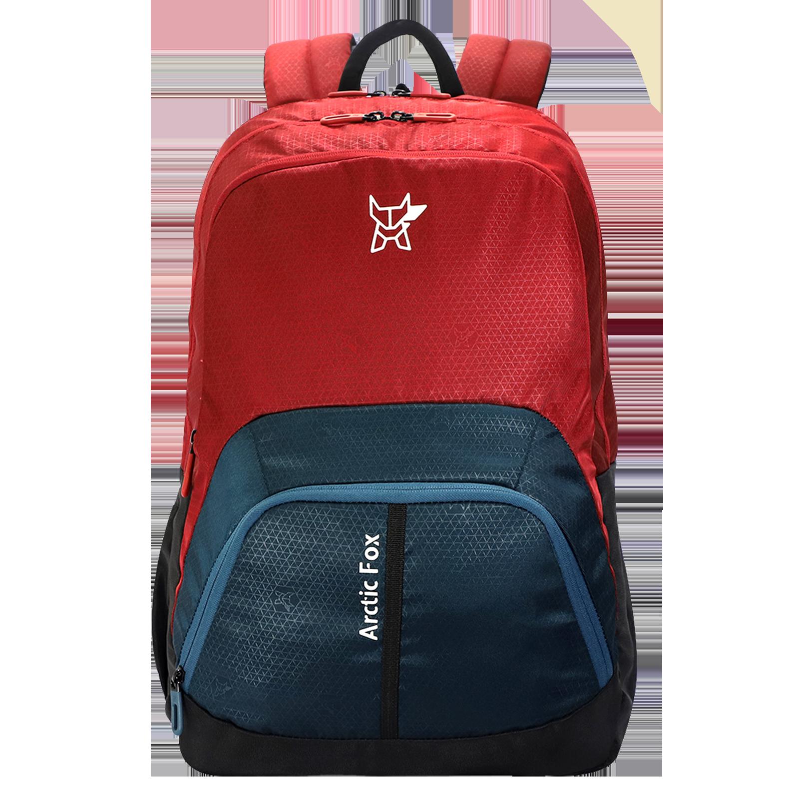 Arctic Fox Dahlia 42.5 Litres Polyester Backpack (Fresh Design, FJUBPKRDLON017043, Bonnet Red)_1