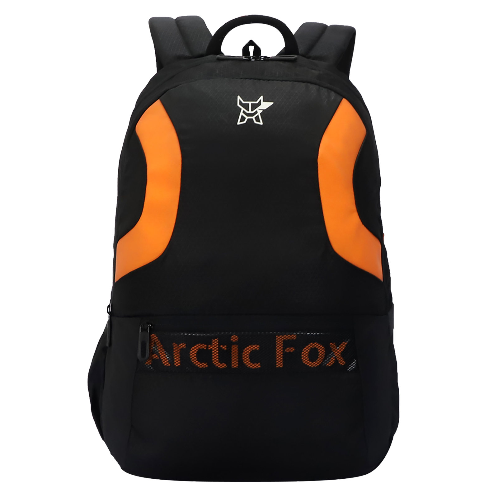 Arctic Fox Colour Changing 32.5 Litres PU Coated Polyester Backpack (2 Spacious Compartments, FJUBPKORNON060033, Orange)_1