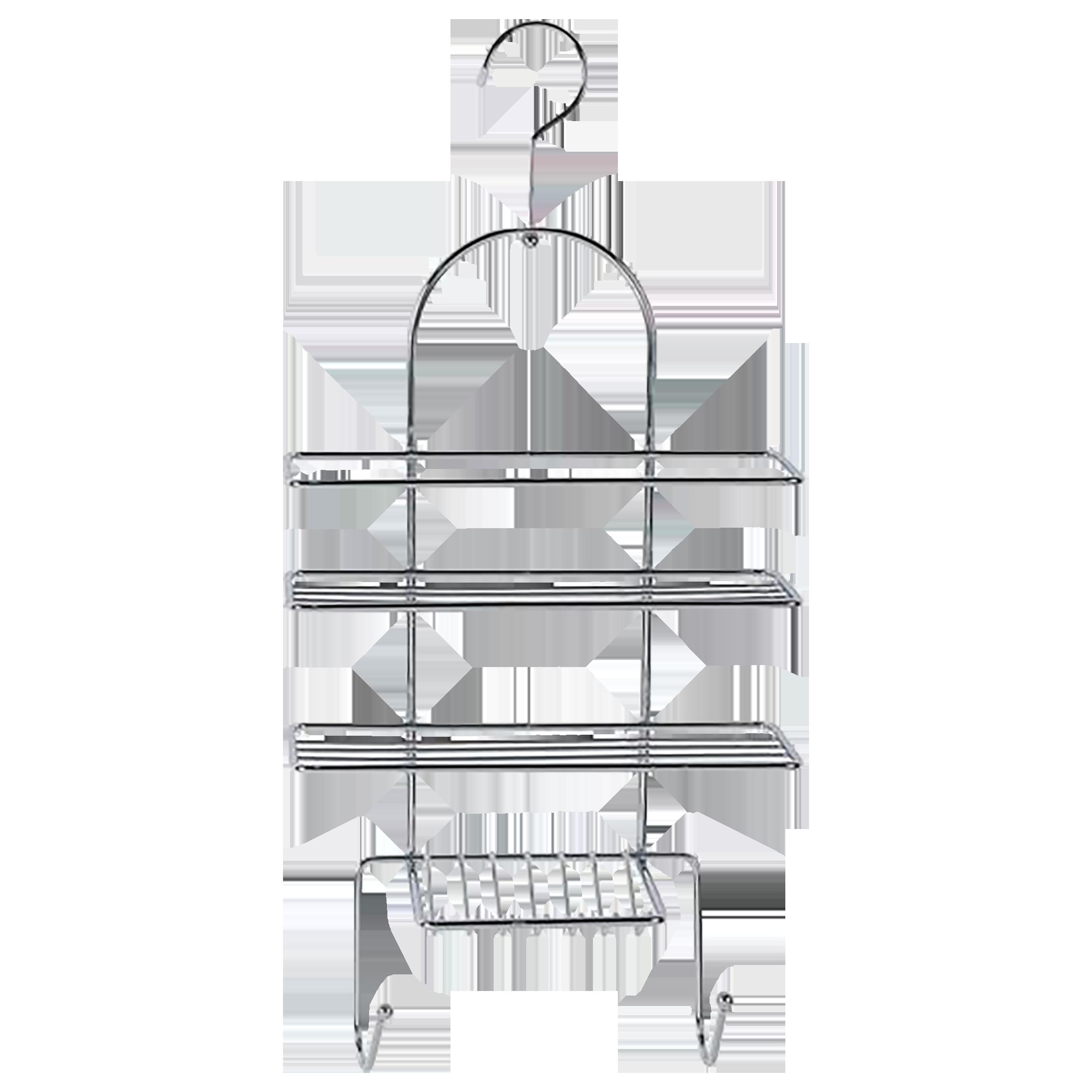 Sabichi Racks (Bathtub Caddy, 71477, Grey)_1