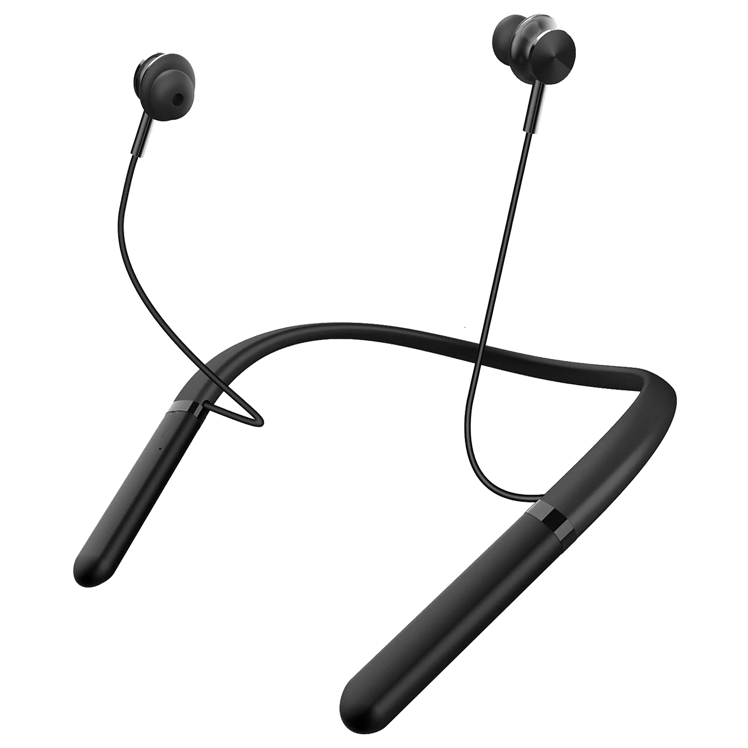 Soopii In-Ear Noise Isolation Wireless Earphone with Mic (Bluetooth 5.0, Water Resistant, B300, Black)_1