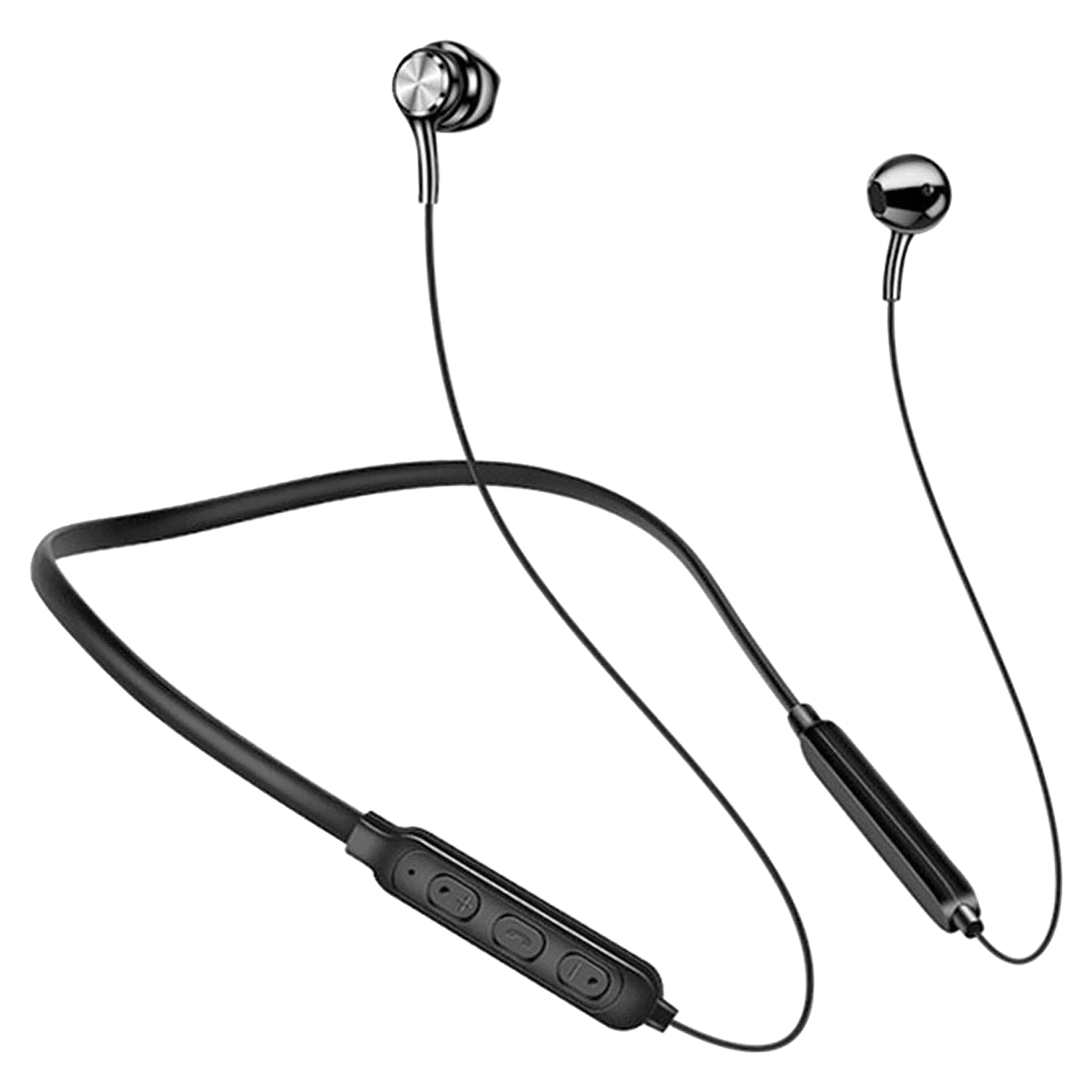 Soopii M8 In-Ear Active Noise Cancellation Wireless Earphone with Mic (Bluetooth 4.1, IPX5 Sweat Resistant, Black)_1