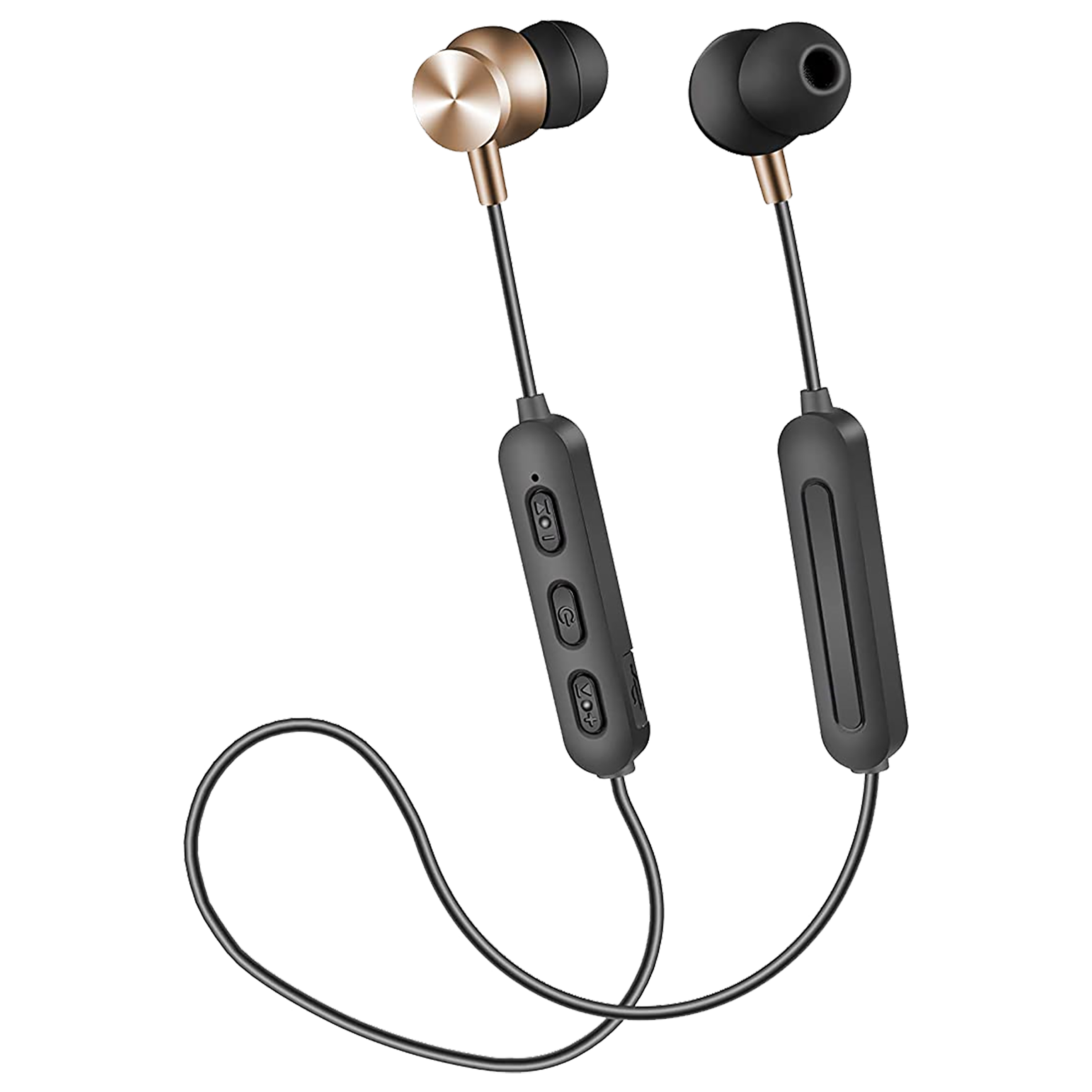 Tyoon In-Ear Active Noise Cancellation Wireless Earphone with Mic (Bluetooth 5.0, Stereo Sound, SN301, Black)_1