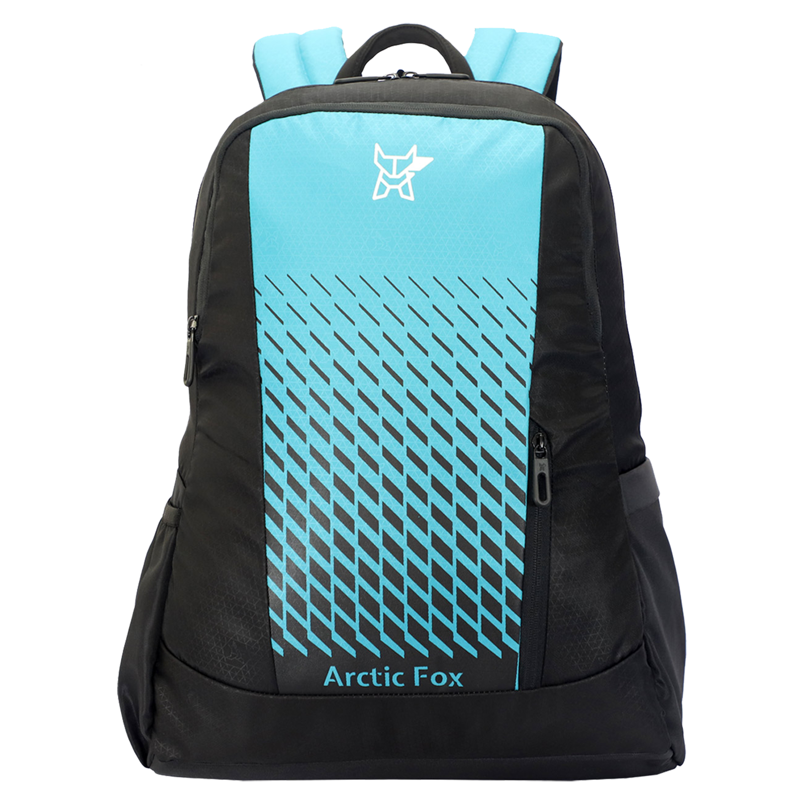 Arctic Fox Grill 28.5 Litres PU Coated Polyester Backpack (2 Spacious Compartments, FTEBPKCSEON062029, Caribbean Sea)_1