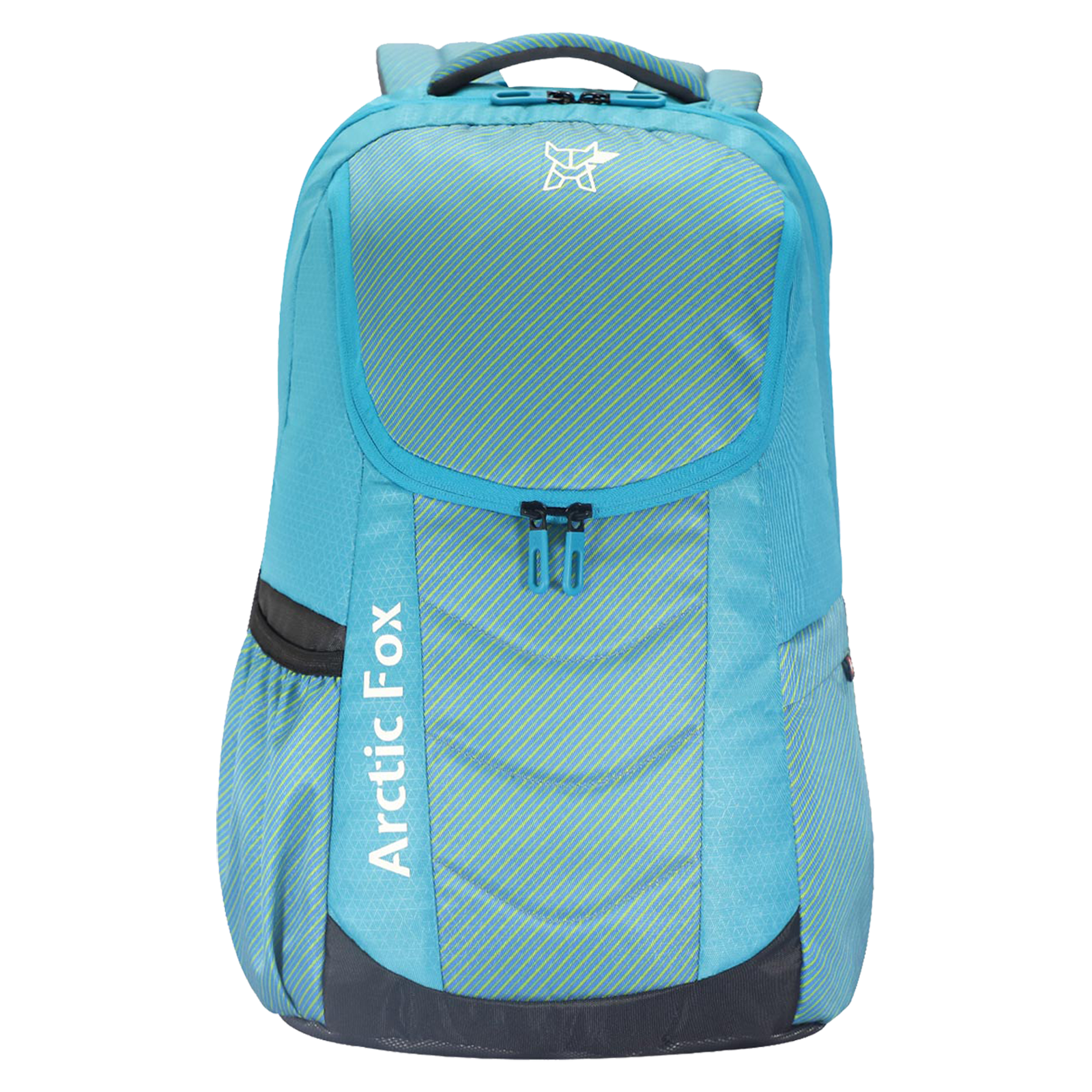 Arctic Fox Combat 37 Litres PU Coated Polyester Backpack (3 Spacious Compartments, FTEBPKCBNON071037, Caribbean Sea)_1