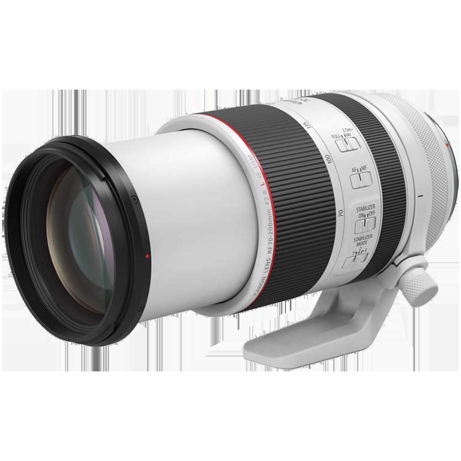 Canon RF 70 - 200 mm f/2.8L Telephoto Lens (Dual Nano USM, 3792C003AA, Black)_1