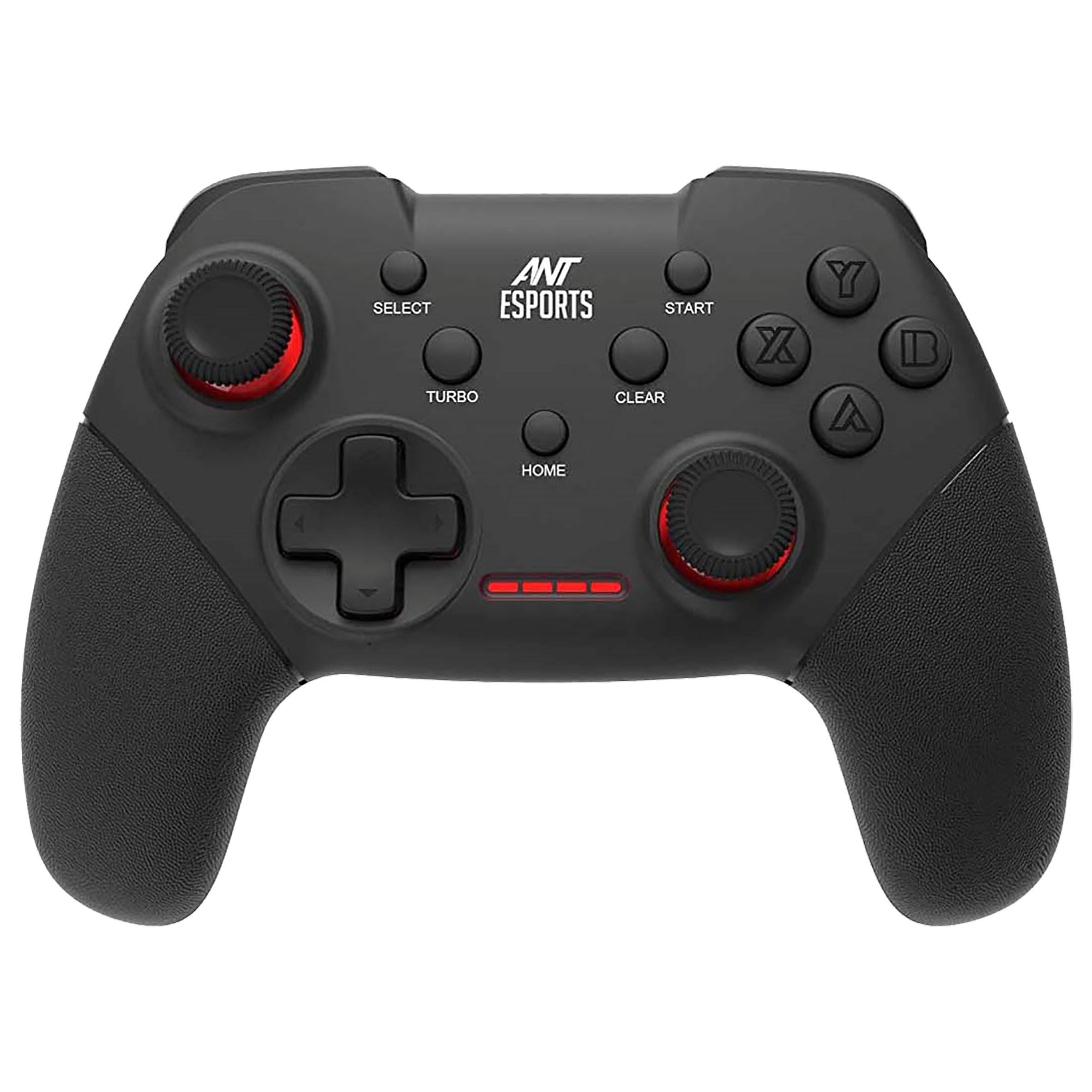 Ant Esports GP300 Pro Wired & Wireless Controller For PS3 / PC / Android / Stem (Excellent Design, Black)_1