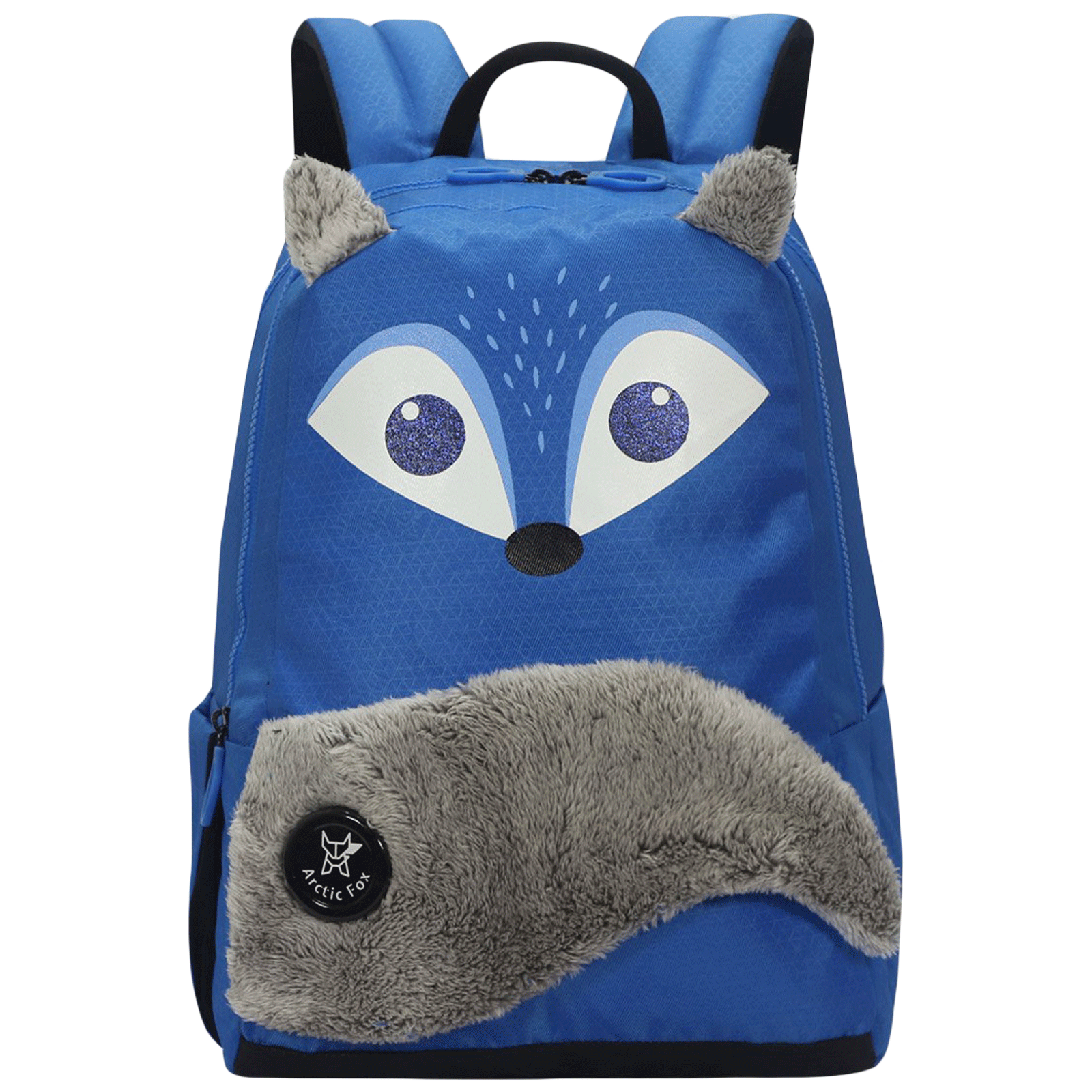 Arctic Fox He Fox 20 Litres PU Coated Polyester Backpack (2 Spacious Compartments, FJUBPKDTBWZ063020, Directorie Blue)_1