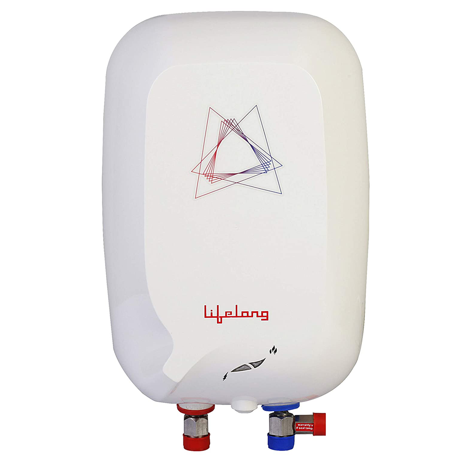 Lifelong Flash 3 Litres Instant Water Geyser (3000 Watts, LLWH106, White)_1