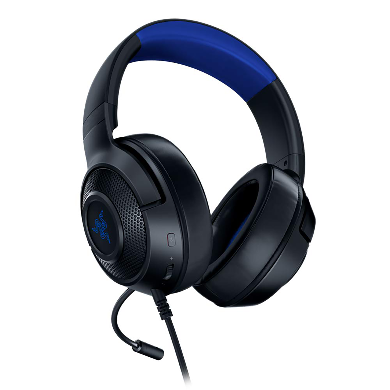 Razer Kraken X for Console Over-Ear Wired Gaming Headset with Mic (Crystal Clear Communication, RZ04-02890200-R3M1, Black)_1