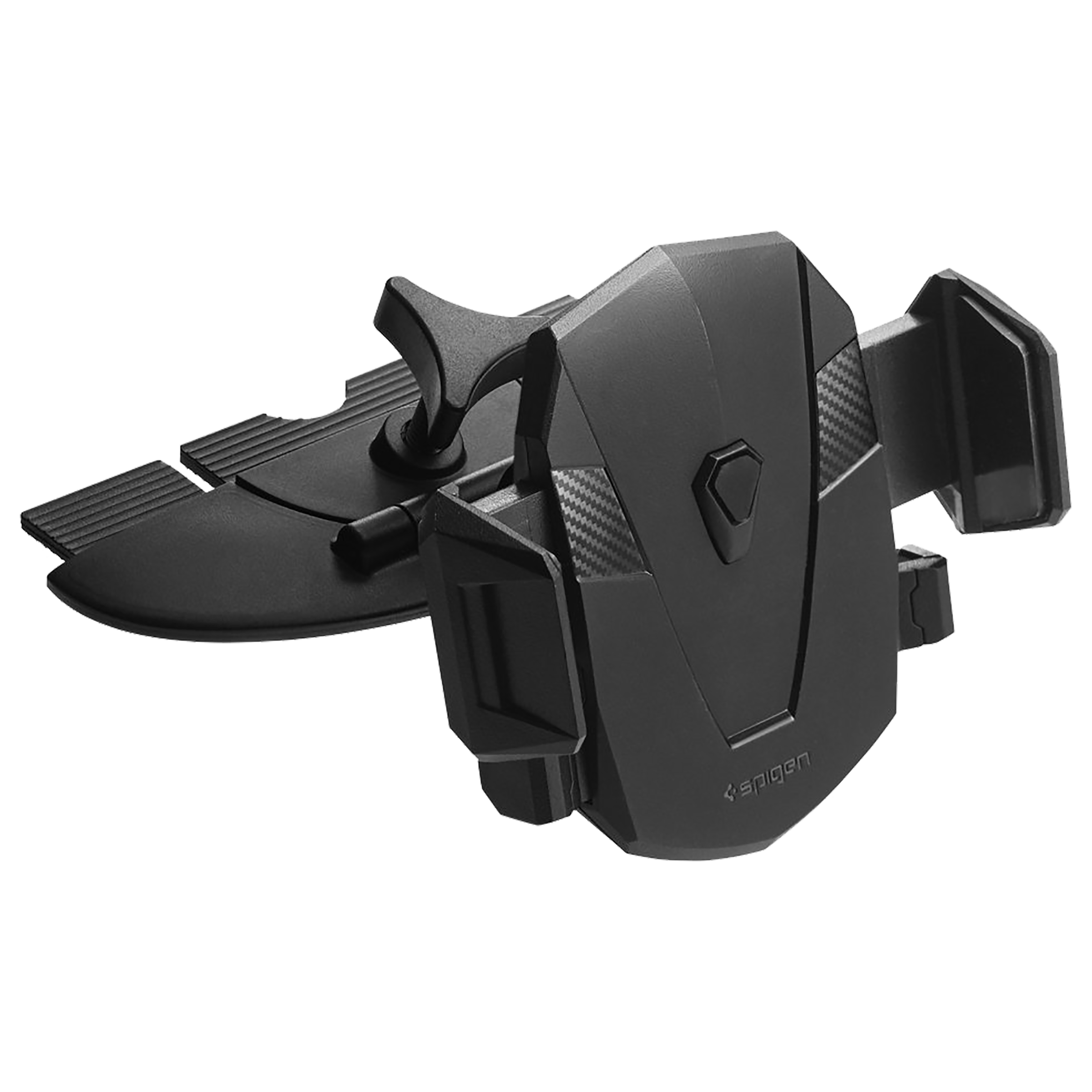Spigen Dashboard Mobile Holder (Rotation Ball, 000CG21160, Black)_1