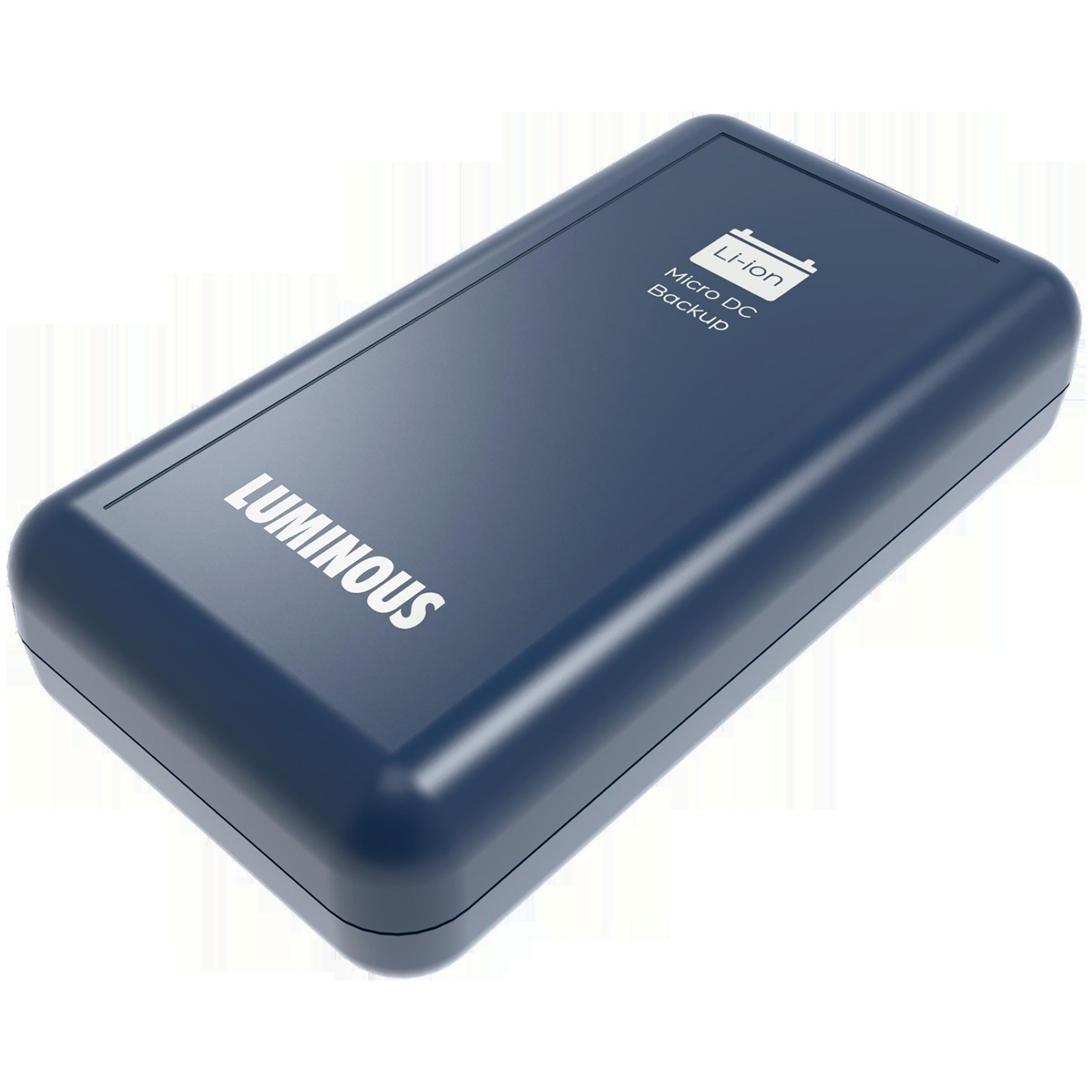 Luminous 2 Amps UPS (LED Indicators, LMU1202, Blue)_1