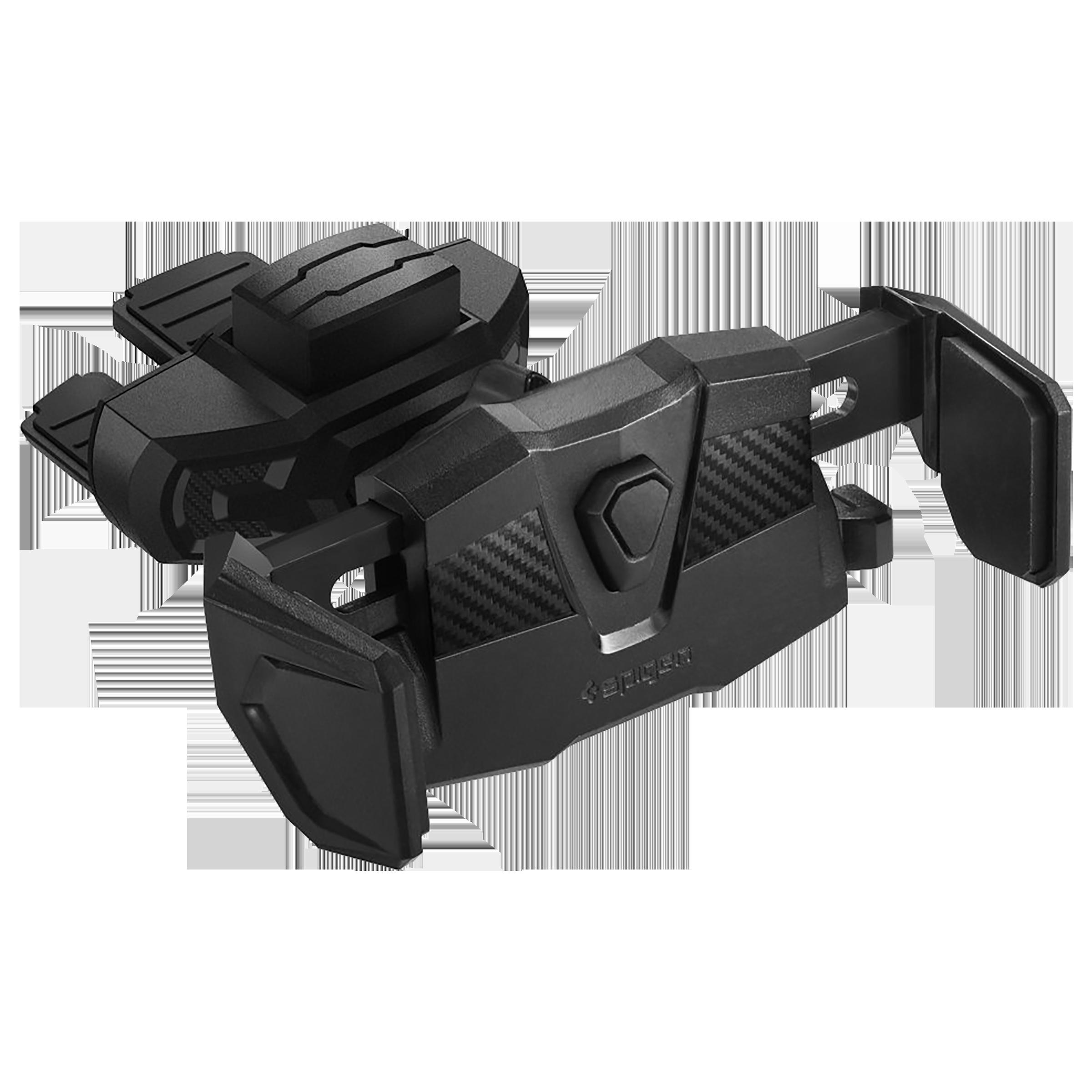 Spigen Dashboard Mobile Holder (Drop Proof, 000CG21945, Black)_1