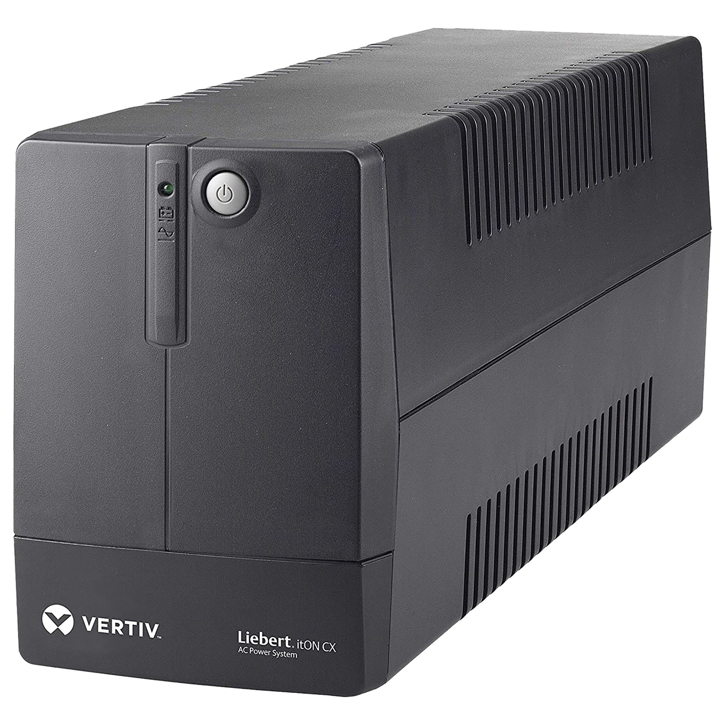 Vertiv Emerson Liebert iton 2.6 Amps UPS (Overload Protection, CX600, Black)_1