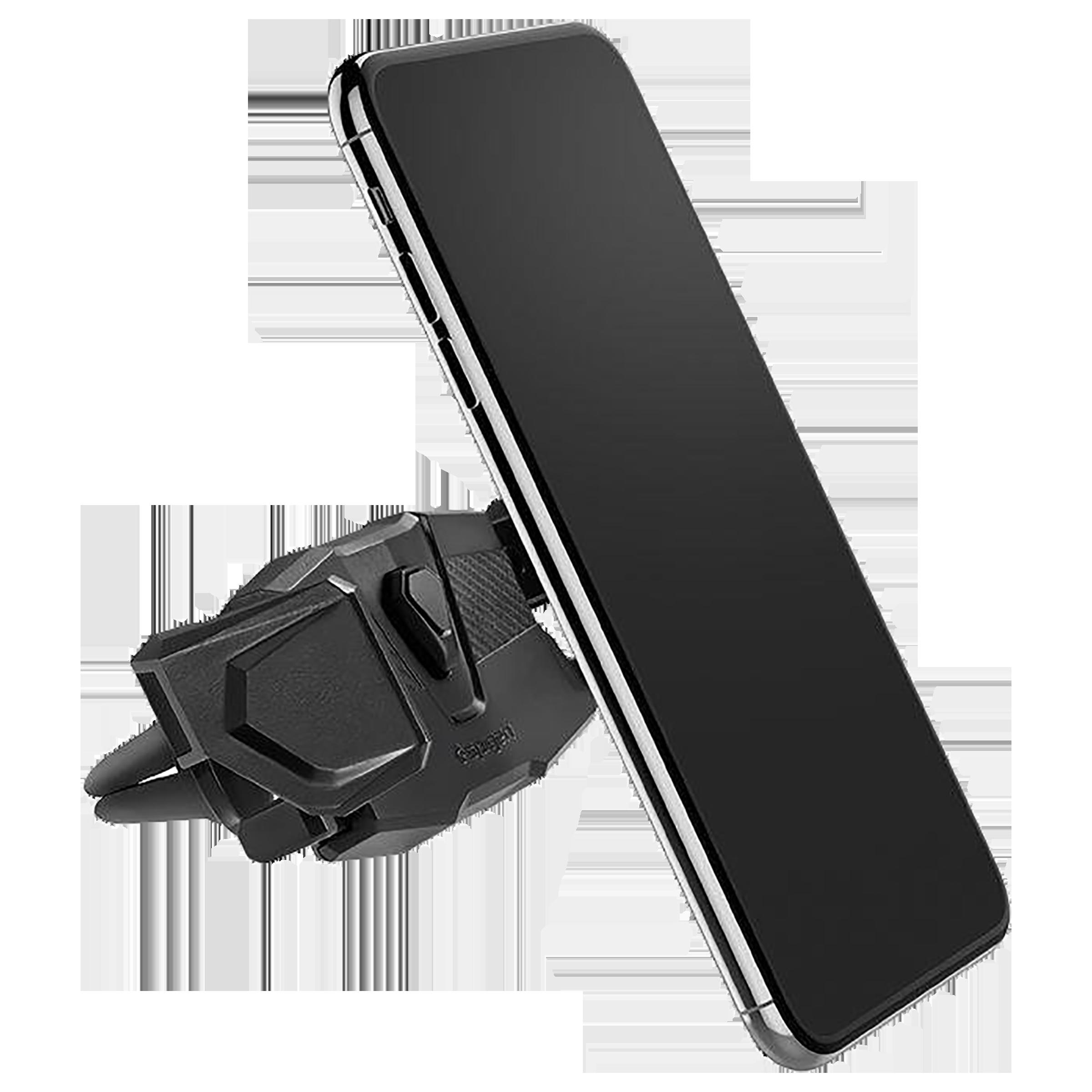 Spigen Dashboard Mobile Holder (360 Rotation, 000CP26265, Black)_1
