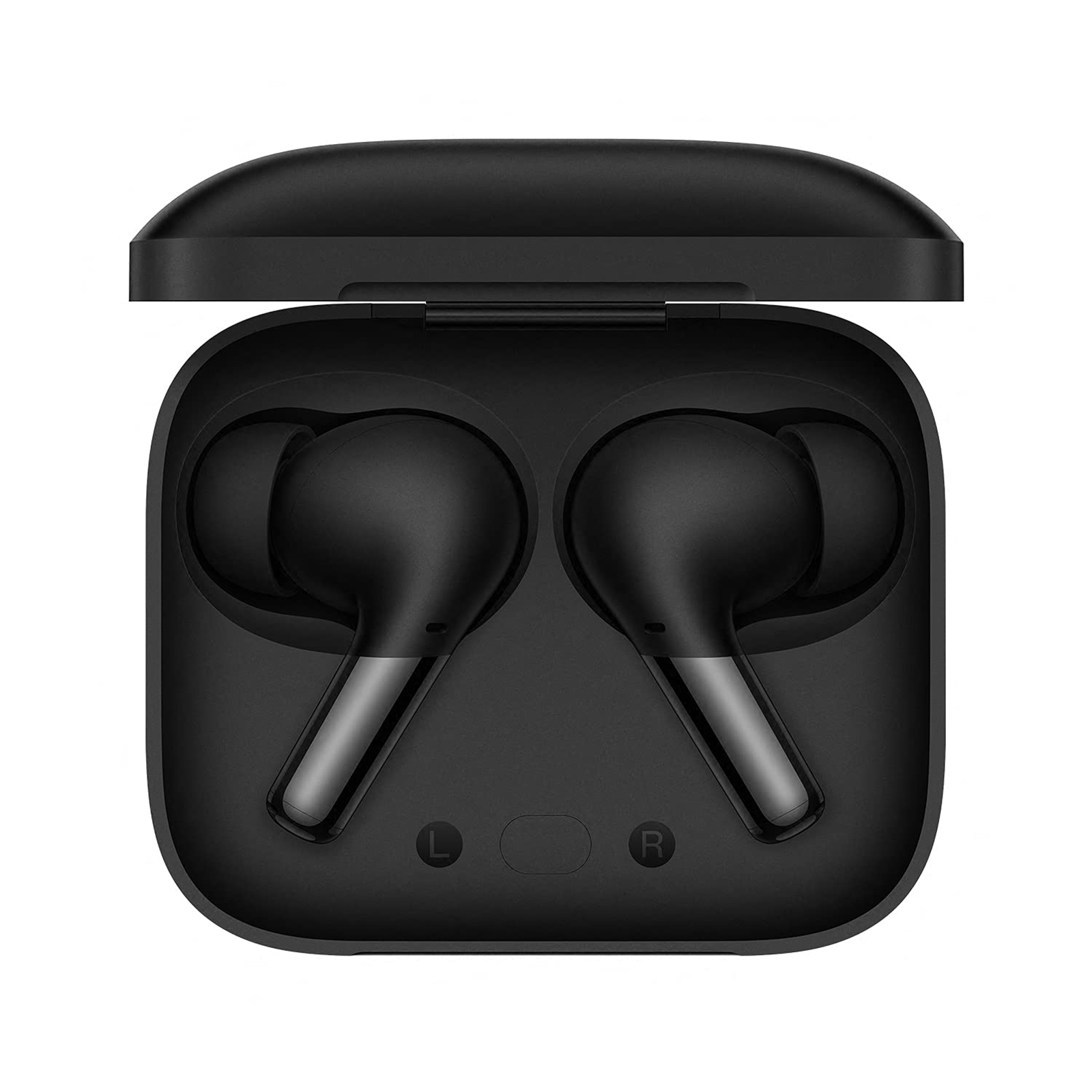 OnePlus In-Ear Truly Wireless Earbuds with Mic (Bluetooth 5.2, Buds Pro, Matte Black)_1