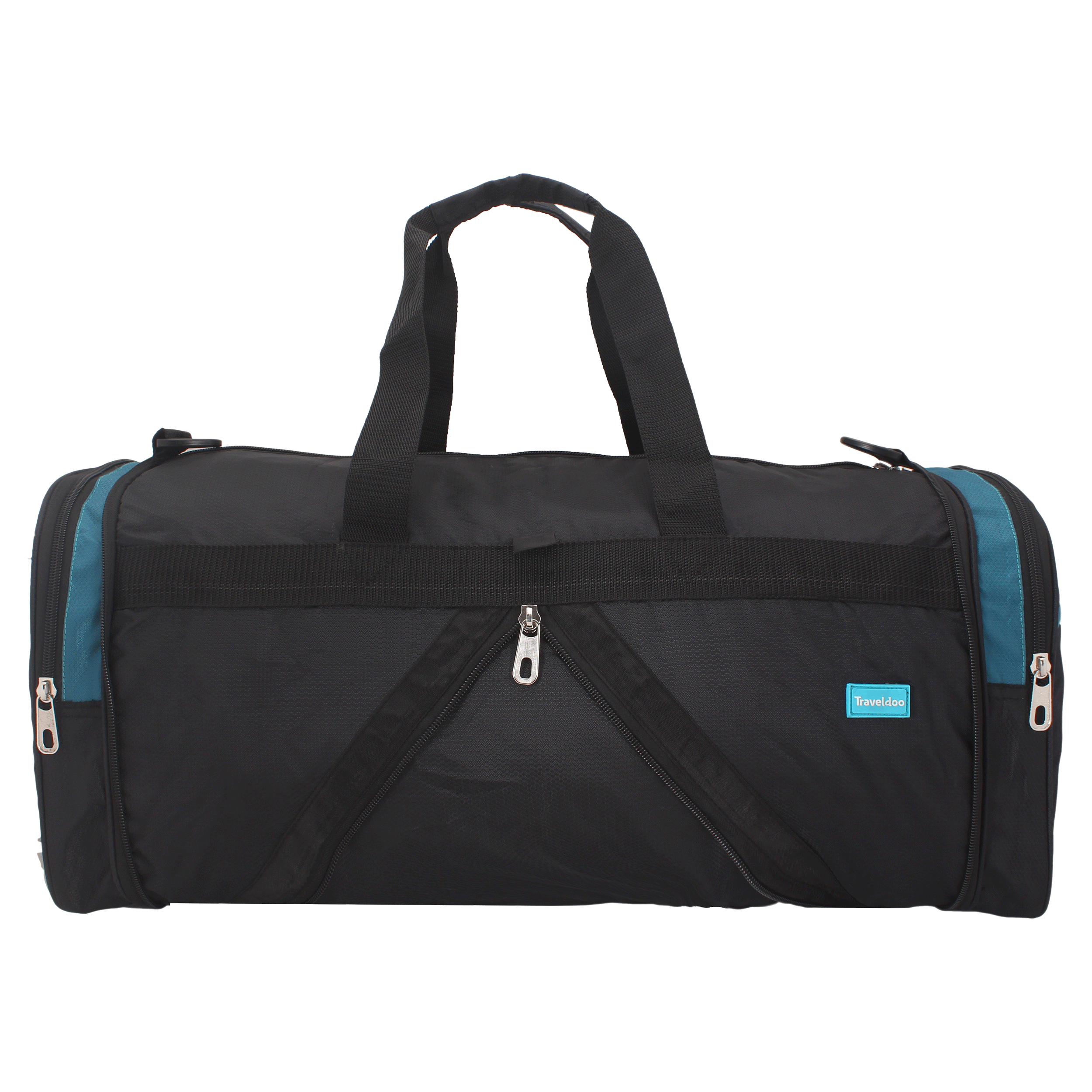 Traveldoo 28 inch Square Folding Duffle Bag (DBS03002, Blue)_1