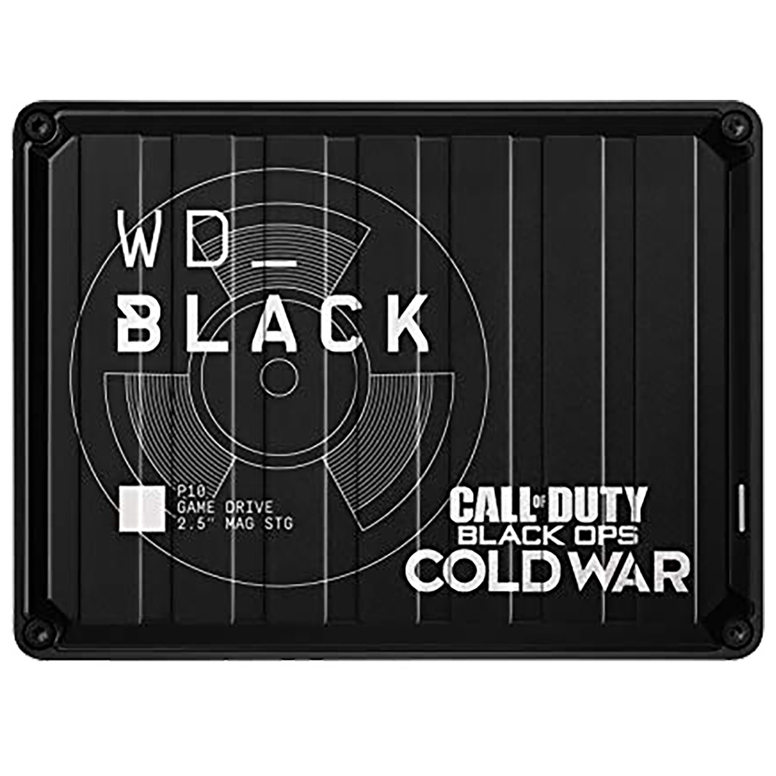 Western Digital WD_BLACK P10 2 TB USB 3.2 Game Drive (Call of Duty: Black Ops Cold War Edition, WDBAZC0020BBK-WESN, Black)_1