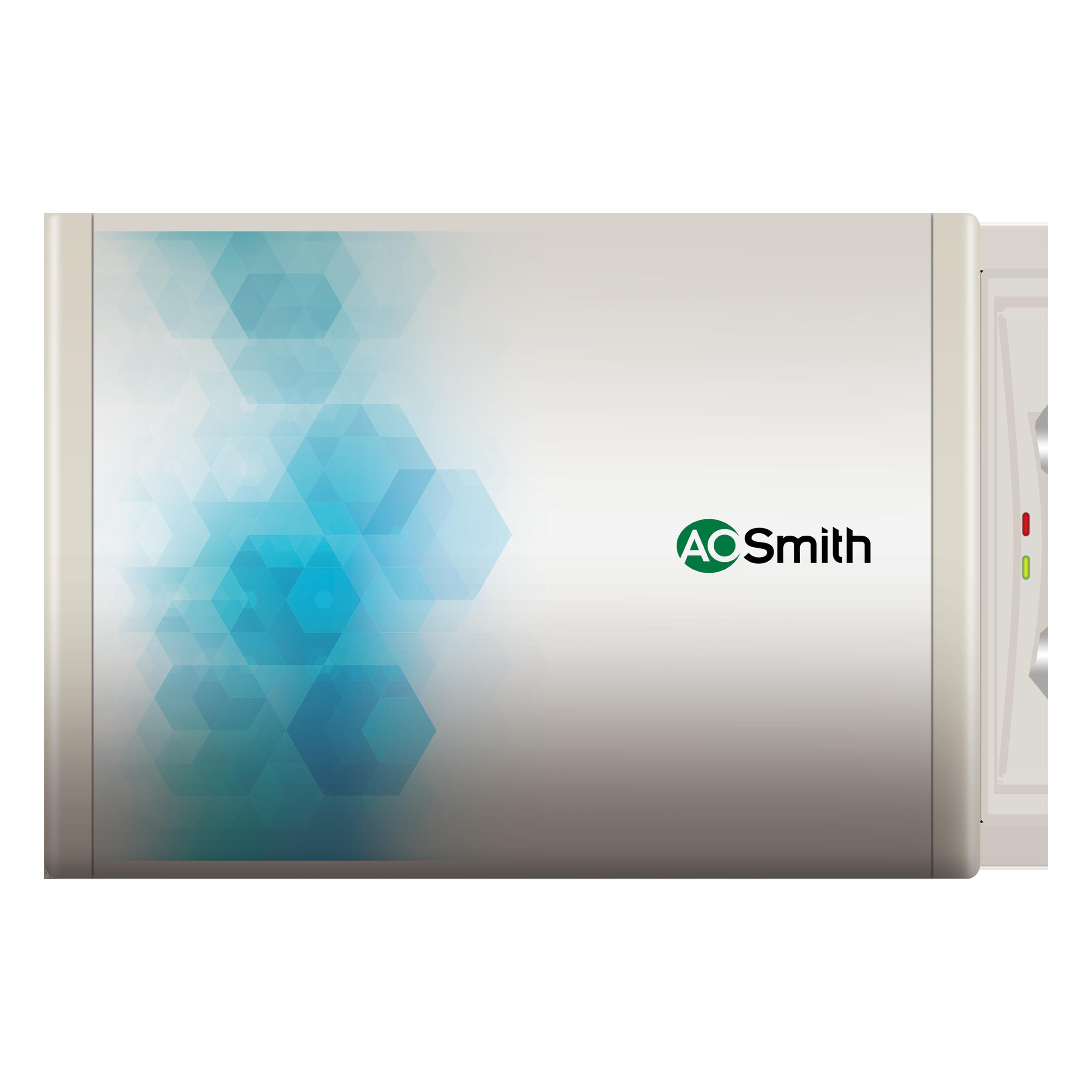 A.O.Smith Elegance RHS 15 Litres Horizontal Storage Water Geyser (ETSH015CMC0E1E0, White)_1