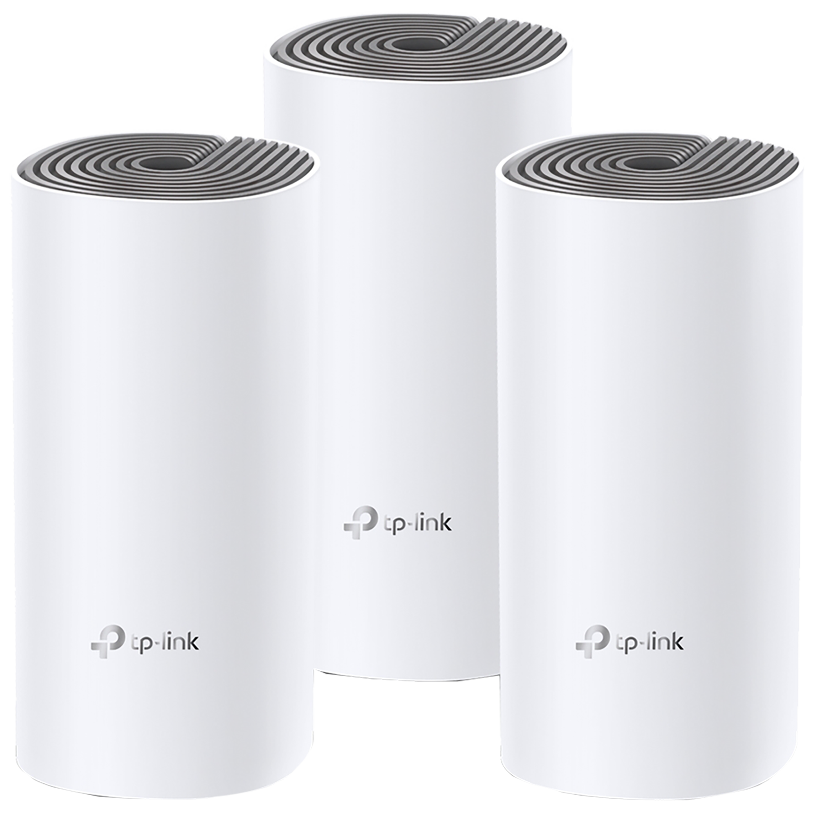 Tp-Link Deco E4 V1 AC1200 Dual Band Pack of 3 Wi-Fi Home Mesh System (Alexa Supported, 150502833, White)_1