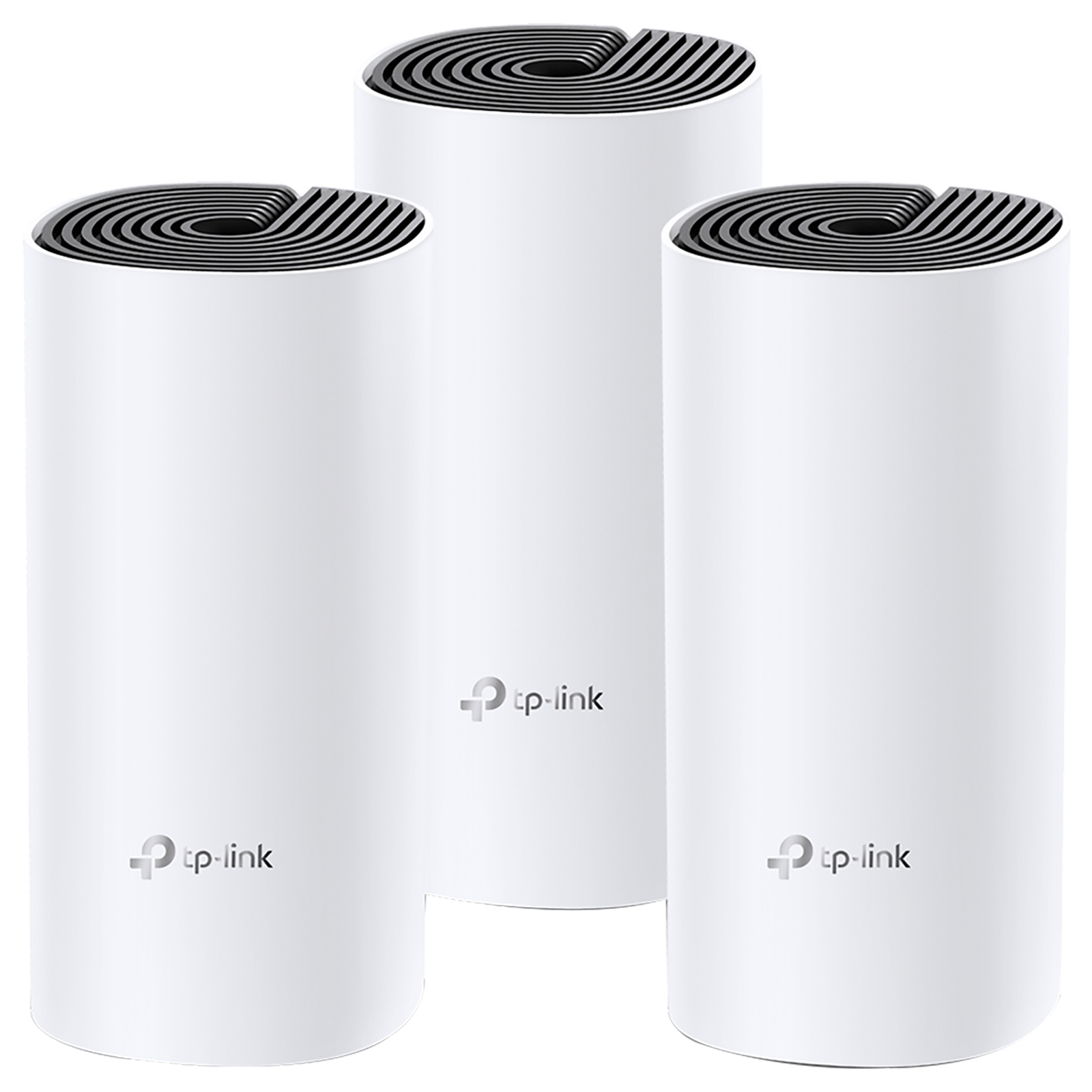 Tp-Link Deco M4 V1 (3-pack) Dual Band Pack of 3 Wi-Fi Home Mesh System (Deco Mesh Technology, 150502940, White)_1