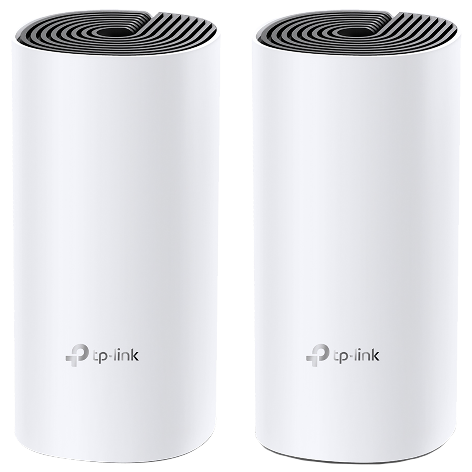Tp-Link Deco M4 V1 (2-pack) Dual Band Pack of 2 Wi-Fi Home Mesh System (Deco Mesh Technology, 150502927, White)_1