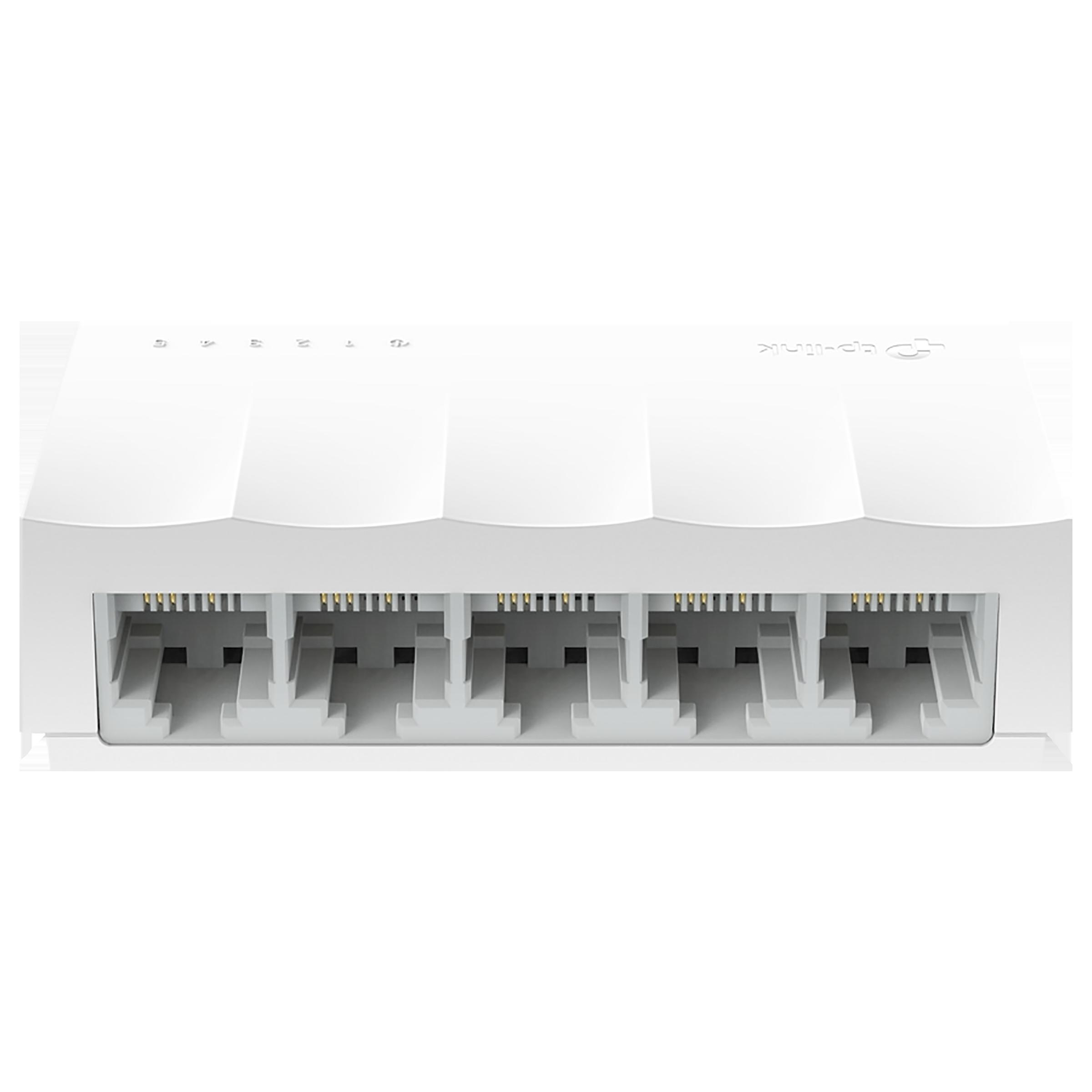 Tp-Link LS1005 Switch/Plug (Fanless Design, 1730502150, White)_1