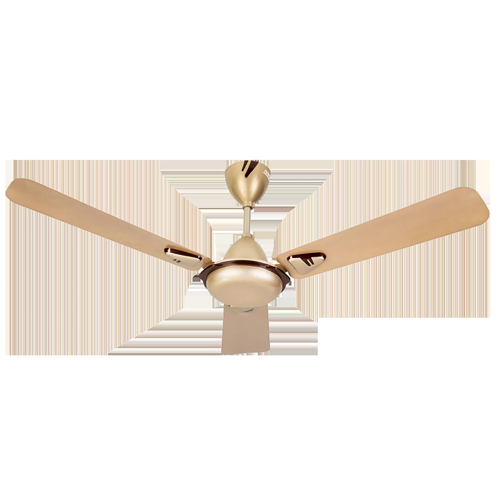 Usha Bellissa  Ceiling Fan (11104GH05W, Bright Gold)_1