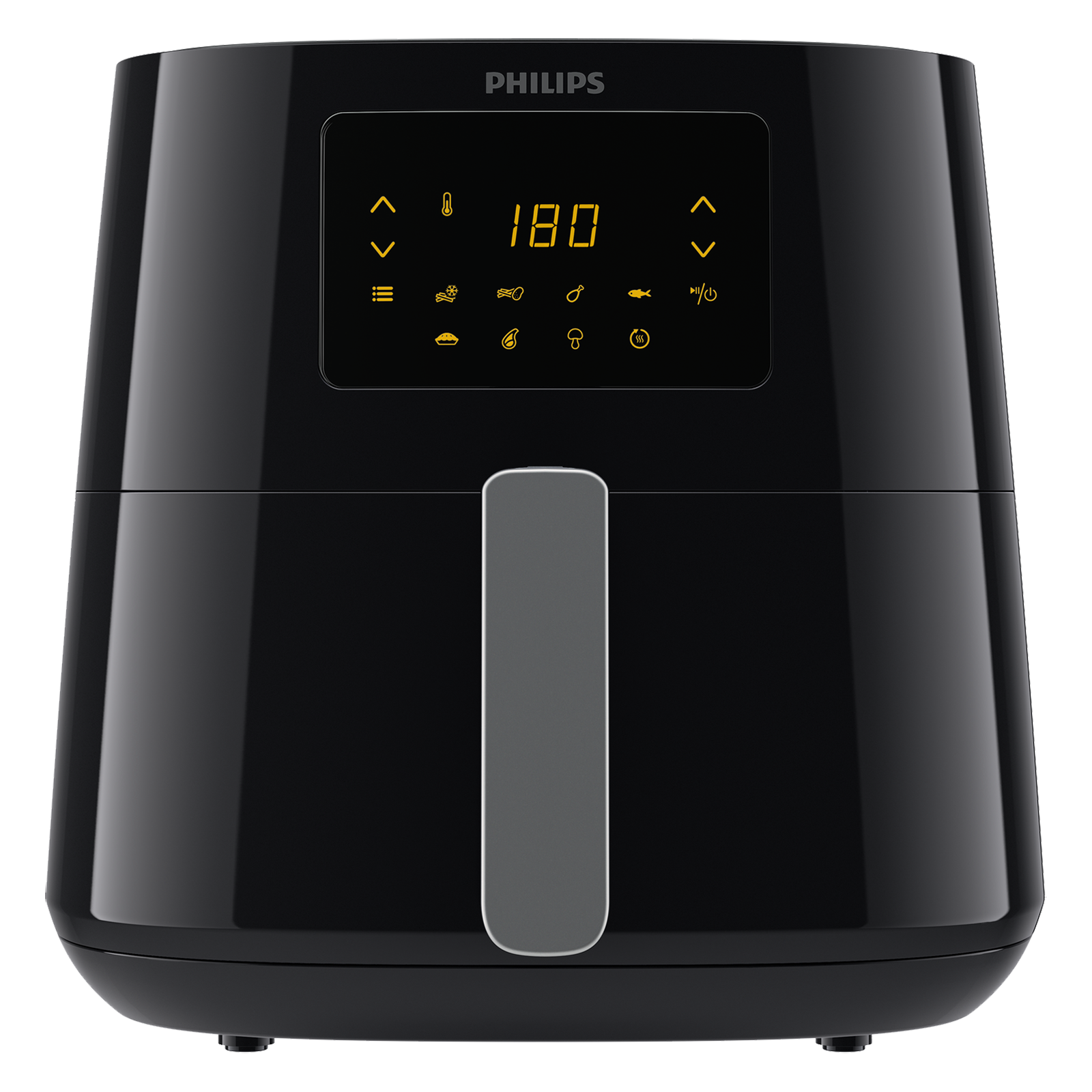 Philips Essential 6.2 Litres Electric Air Fryer (Rapid Air Technology, HD9720/70 XL, Black)