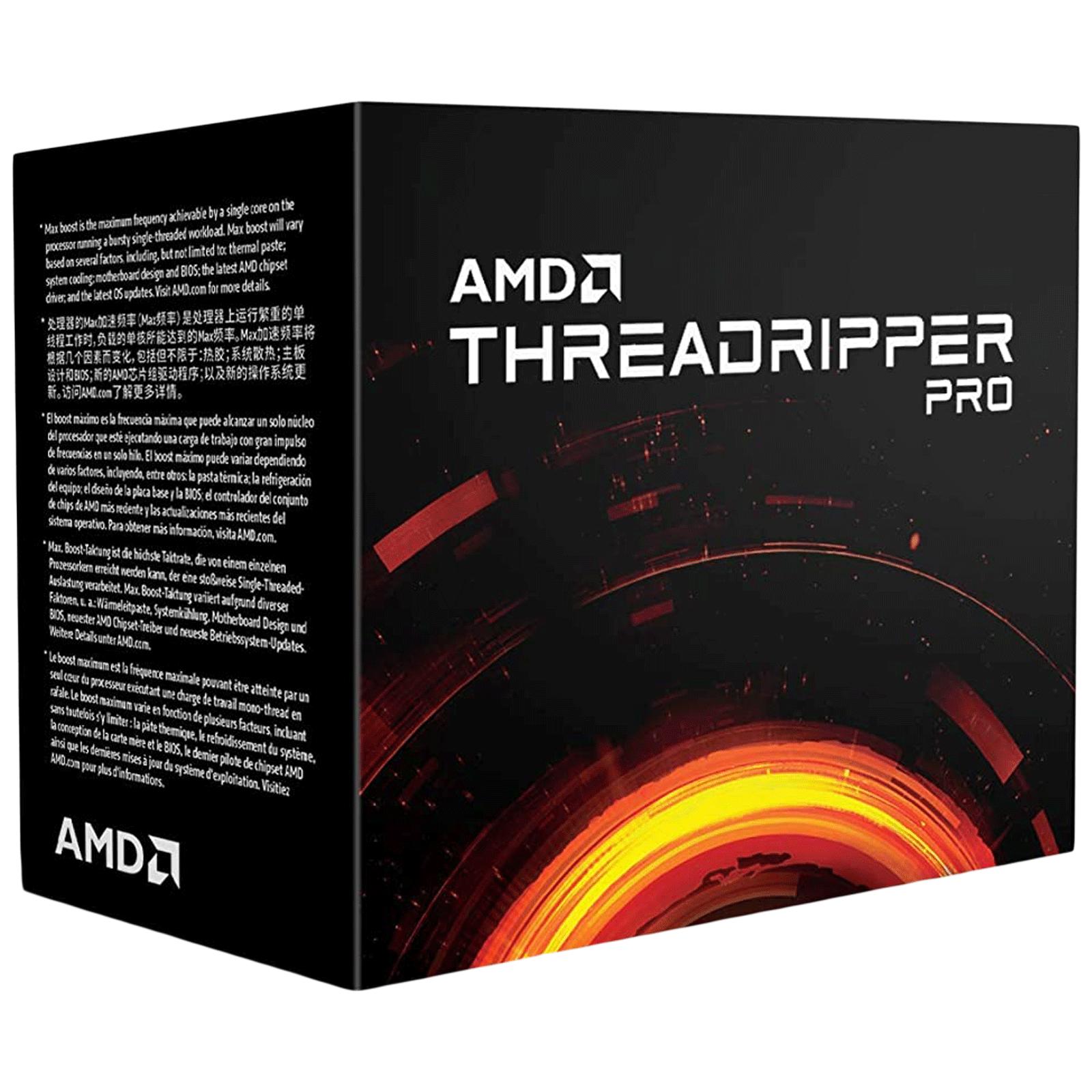 AMD Ryzen Threadripper Pro Desktop Processor (64 Cores, 2.7 GHz, AMD Zen Core Architecture, 3995WX, Silver)_1