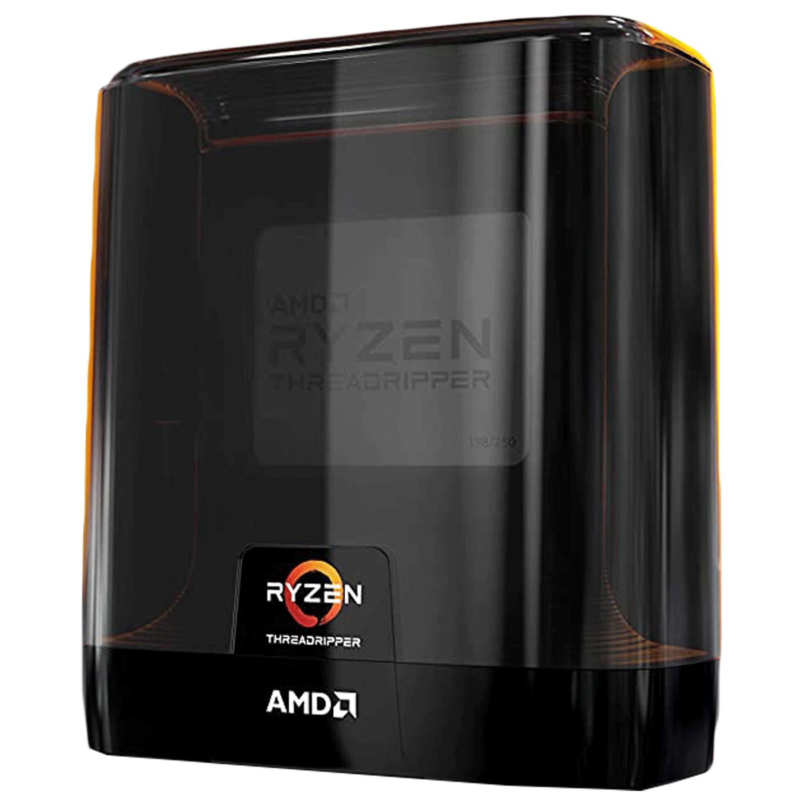 AMD Ryzen Threadripper Desktop Processor (64 Cores, 2.9 GHz, AMD Zen Core Architecture, 3990X, Silver)_1