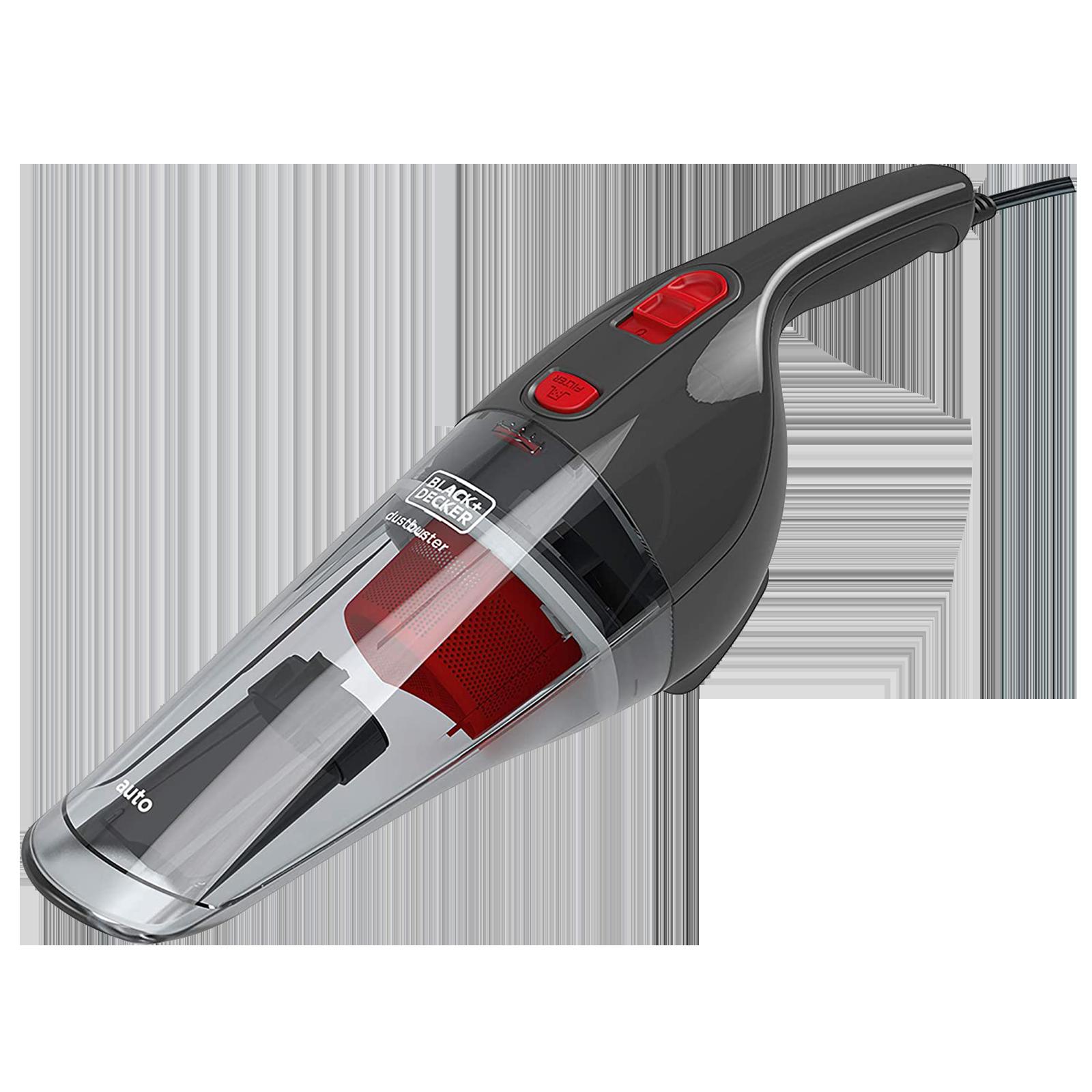 Black & Decker Dustbuster Car Vacuum Cleaner (NV1200AV-B5, Black)_1