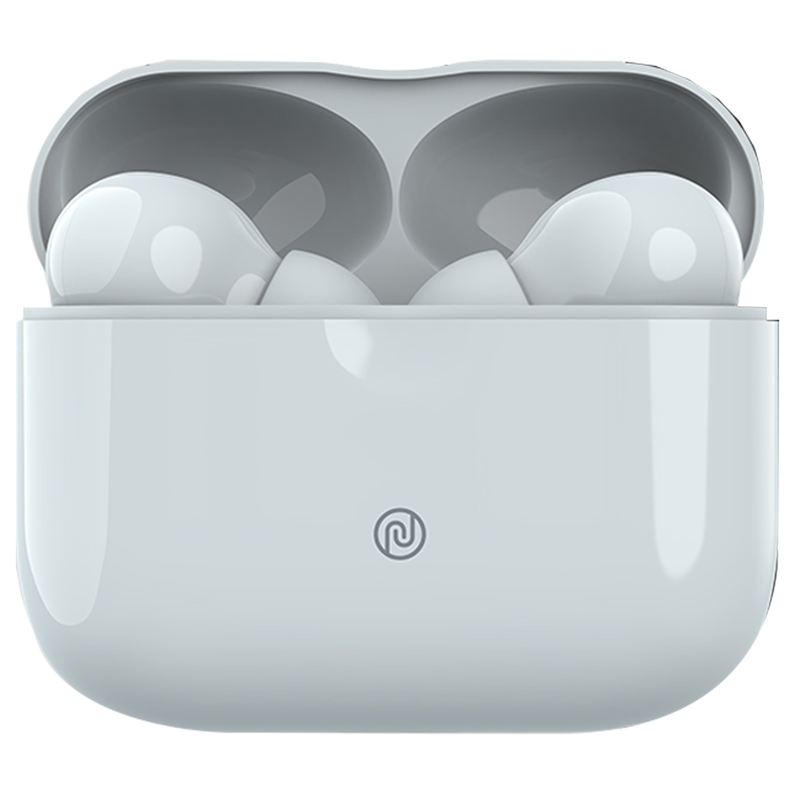 Noise Air Buds+ In-Ear Truly Wireless Earbuds with Mic (Bluetooth 5.0, Hyper Sync Technology, AUD-HDPHN-AIRBUDS+, Grey)_1