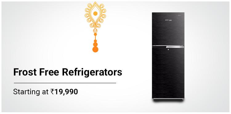 Frost Free Refrigerators