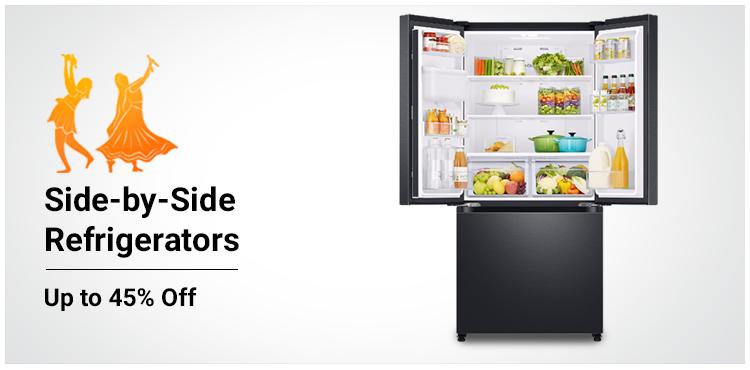 Side-by-Side-Refrigerators