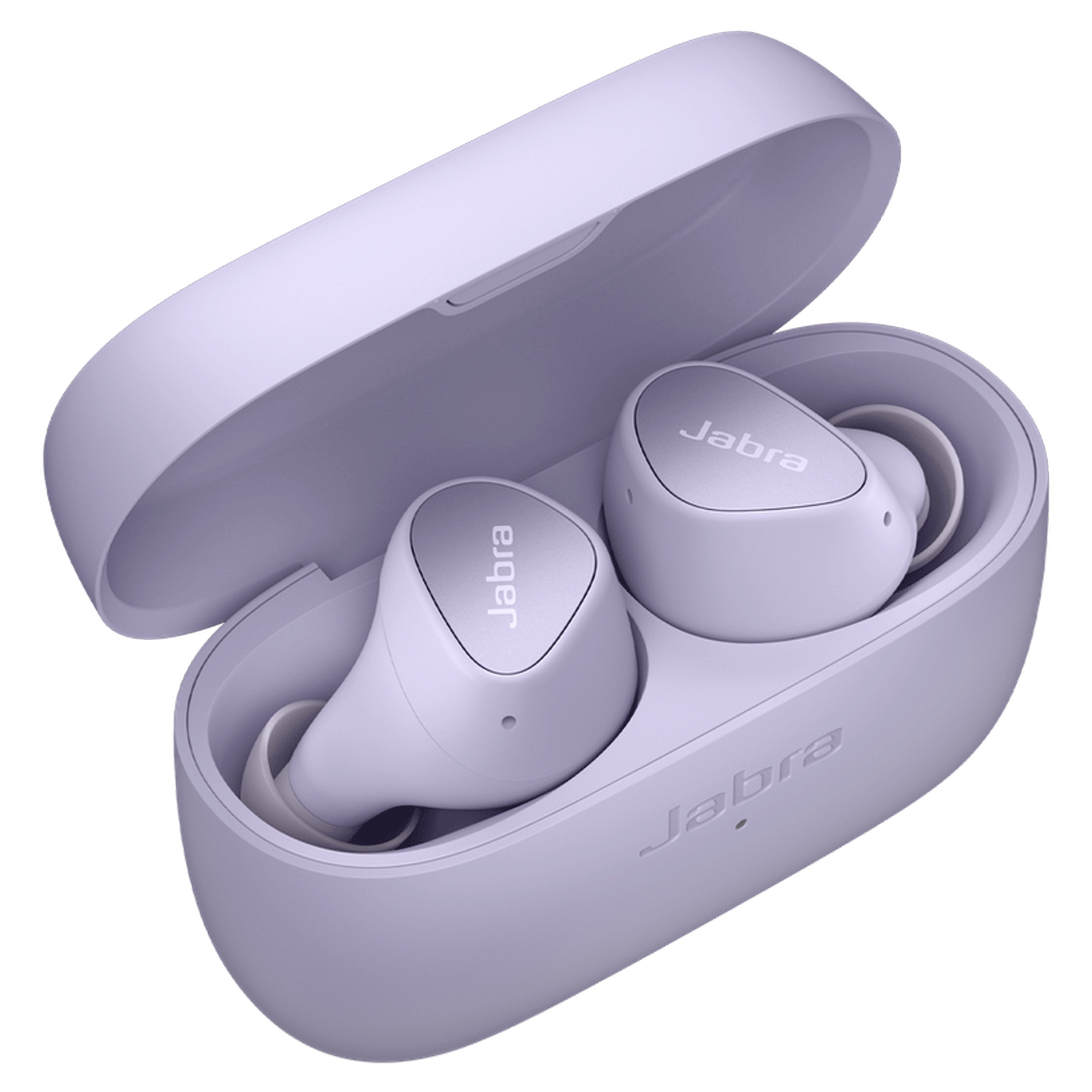 Jabra Elite 3 In-Ear Passive Noise Cancellation Truly Wireless Earbuds with Mic (Bluetooth 5.2, Qualcomm aptX, Lilac)_1