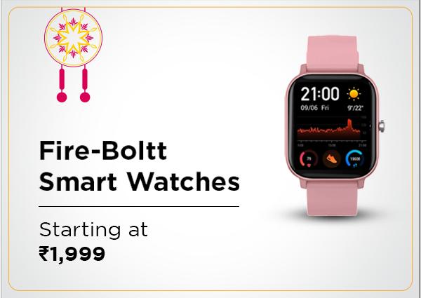 Fire-Bolt Smart Watches
